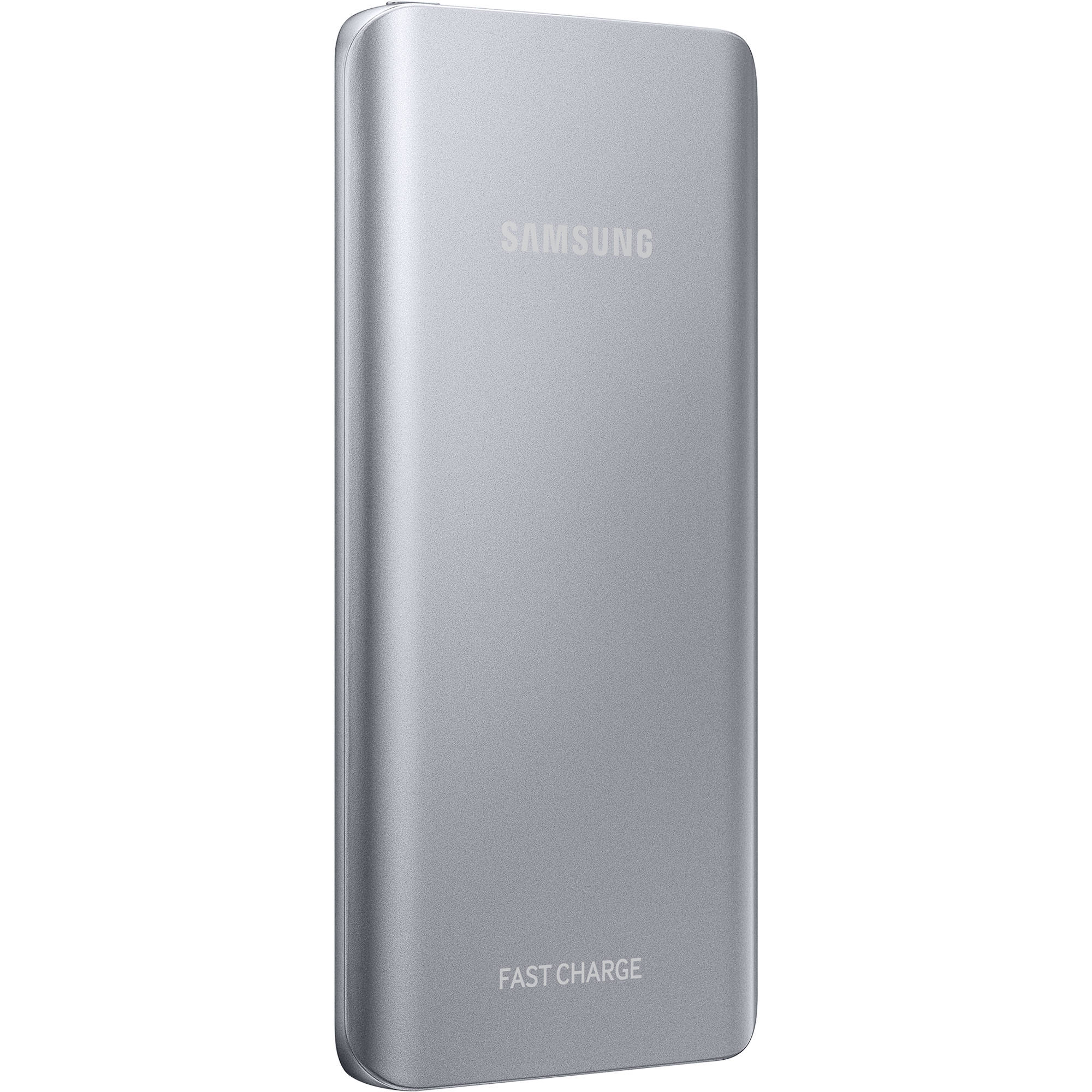 Samsung 5200mah Fast Charge Battery Pack Silver Eb Pn920usegus