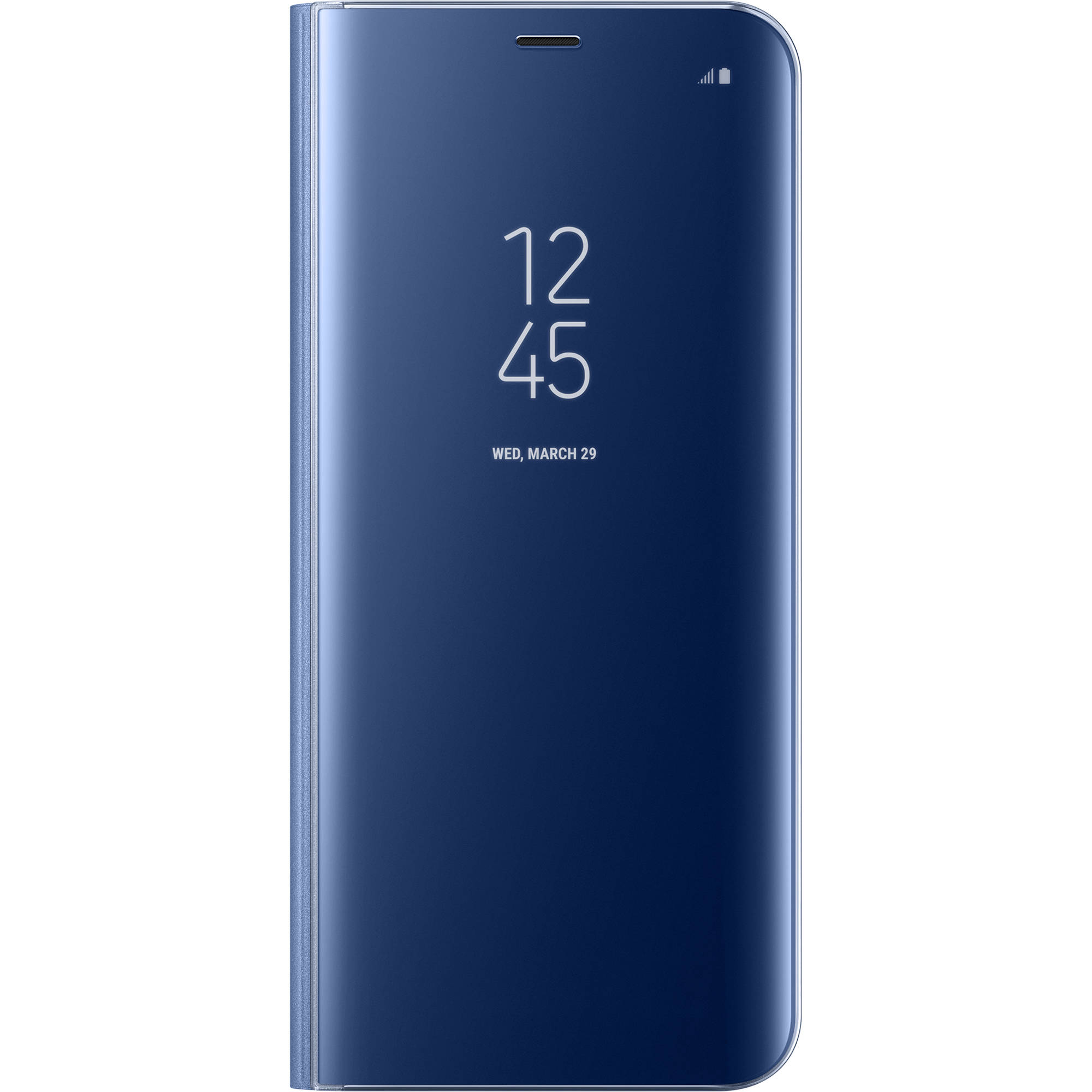Samsung S-View Flip Cover For Galaxy S8+ (Blue) EF-ZG955CLEGUS