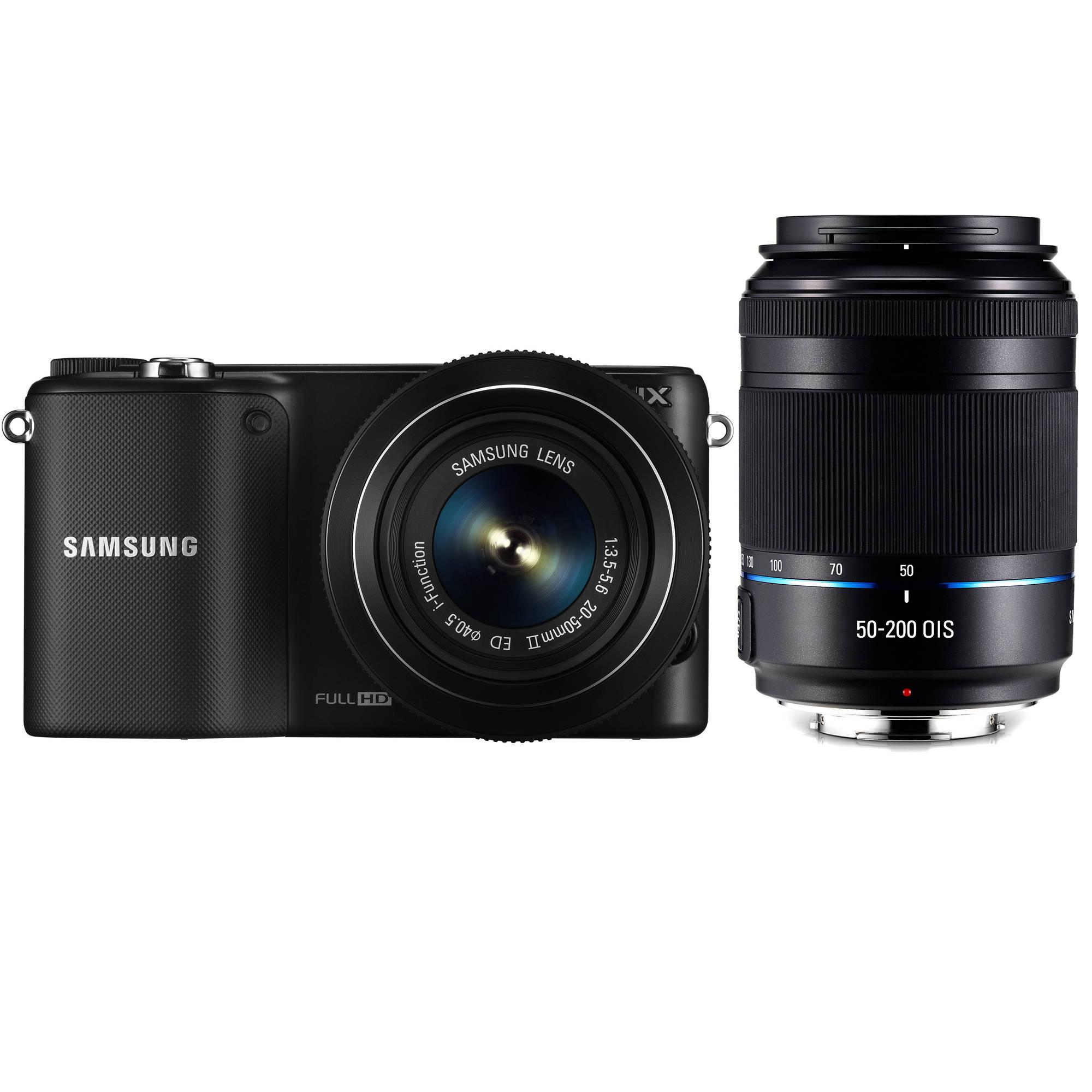 Samsung NX1000, mirrorless fotoaparat, 20.3 mpx, sniženo