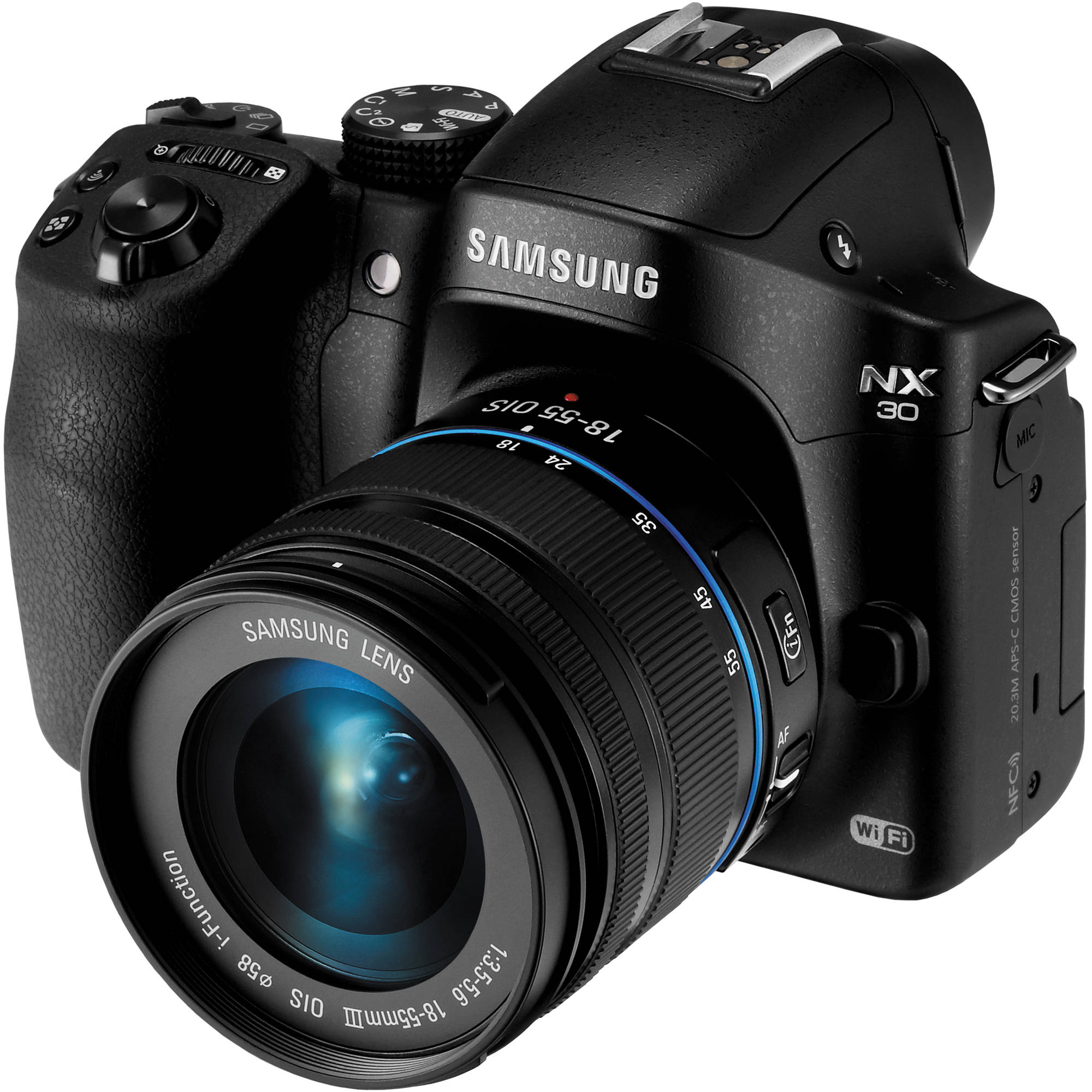 Unveiled: Samsung NX and Galaxy Digital Cameras | B&H Explora