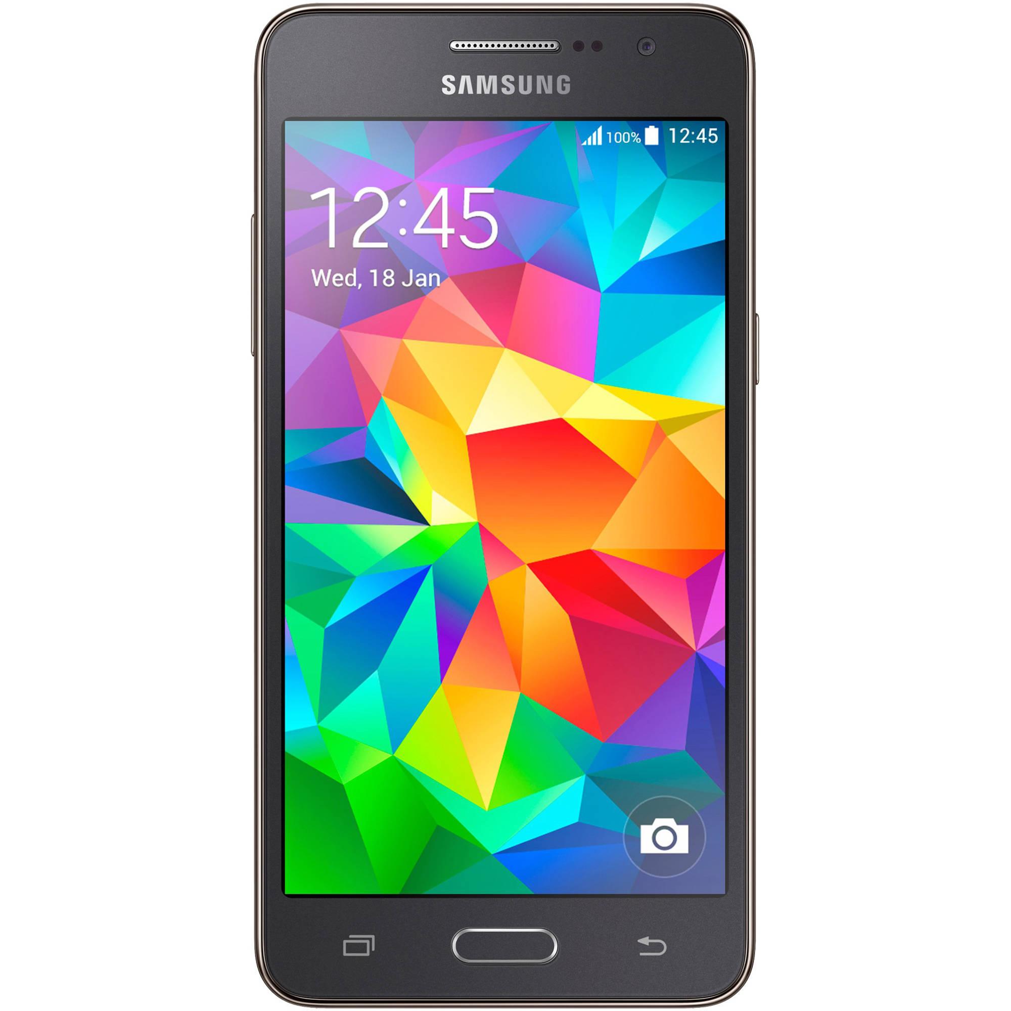 samsung galaxy grand prime sm g531m 8gb smartphone g531m gray