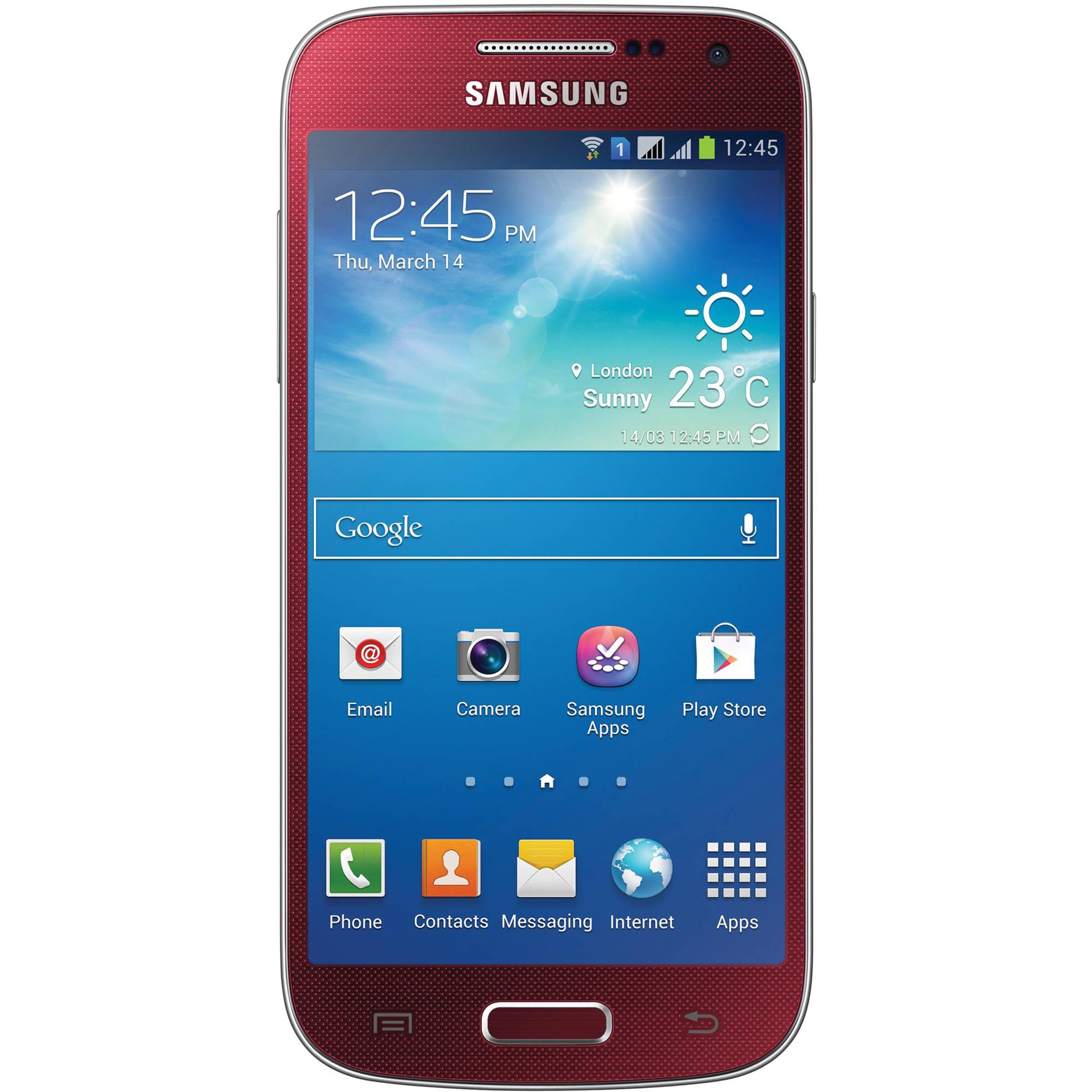 samsung galaxy s4 mini gti9195i 8gb smartphone gti9195