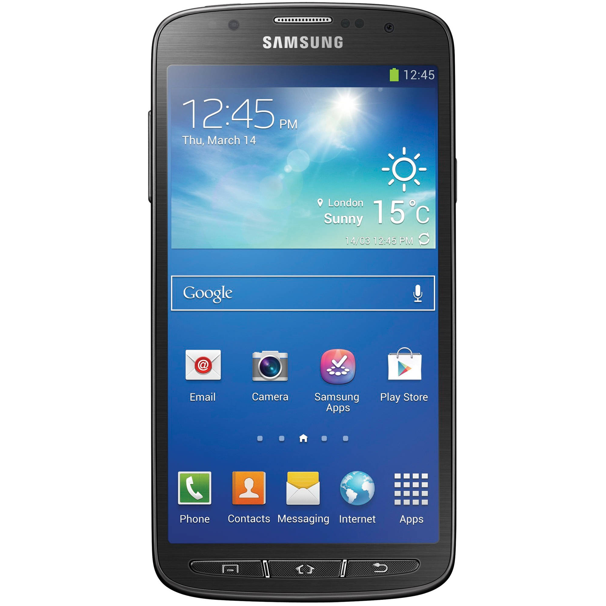 samsung galaxy s4 active sgh i537 16gb smartphone i537 gray b h rh bhphotovideo com Samsung Galaxy S4 Guide samsung s4 active user manual
