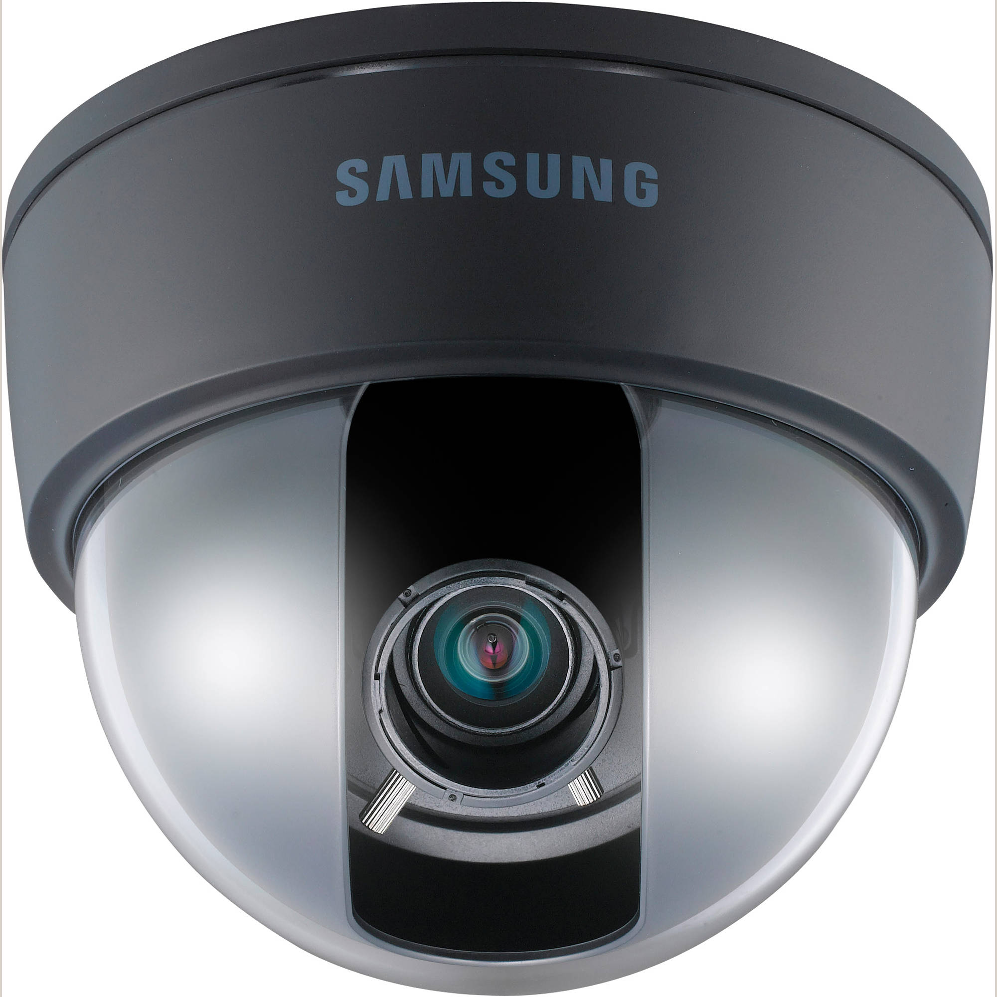samsung 1 3 indoor outdoor dome camera with 2 5 scd 2060eb. Black Bedroom Furniture Sets. Home Design Ideas