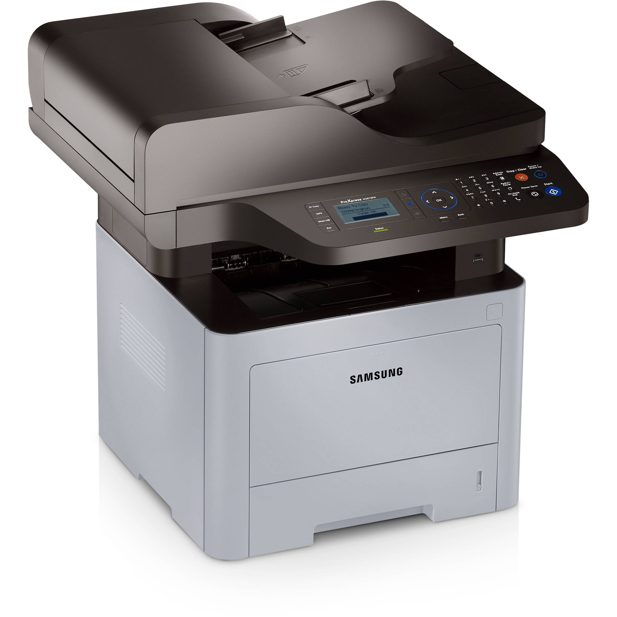 Samsung ProXpress M3870FW Monochrome All-in-One SL-M3870FW/XAA