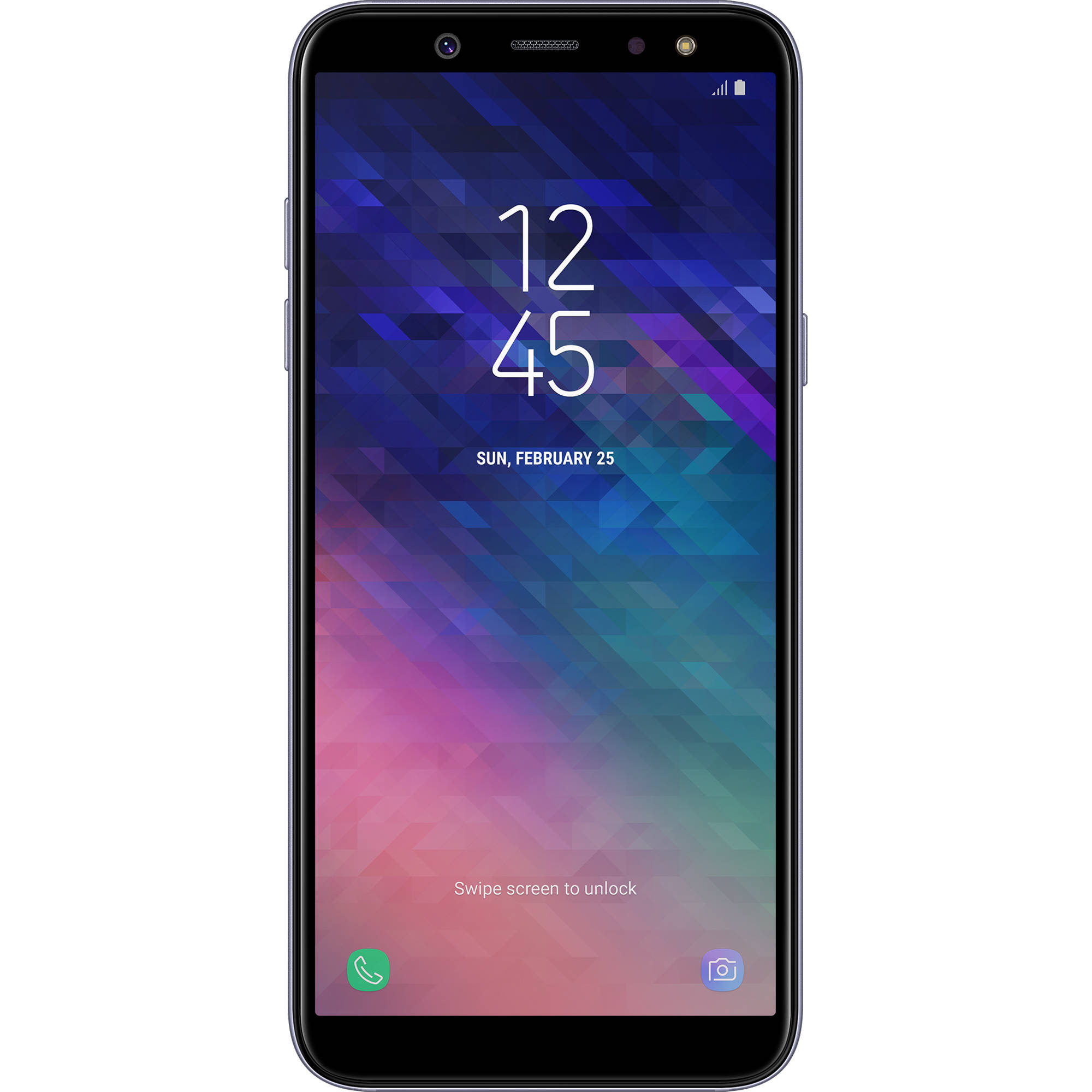 Samsung Galaxy A6 2018 SM A600 32GB Smartphone Unlocked Gray