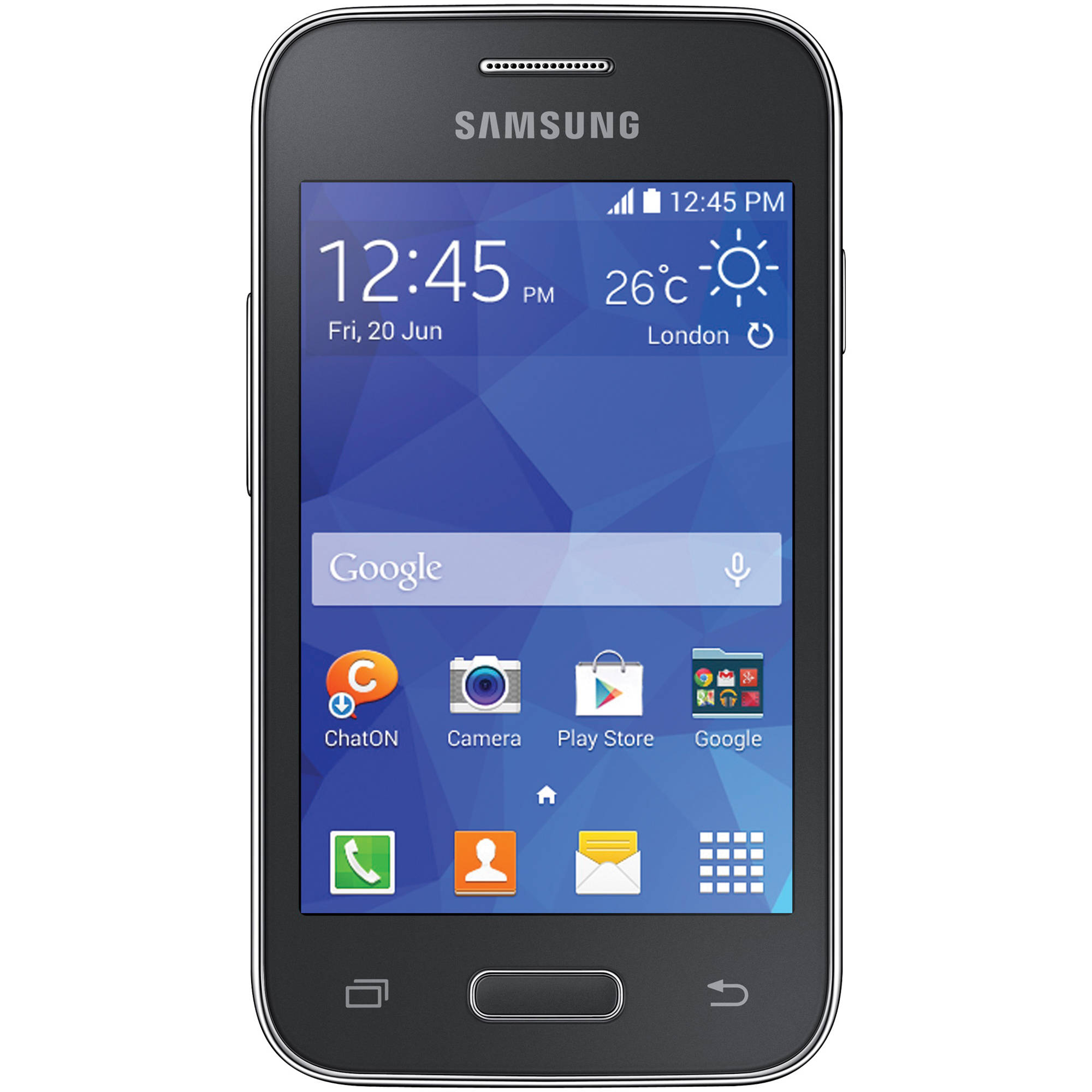 2 Samsung Galaxy Young Duos