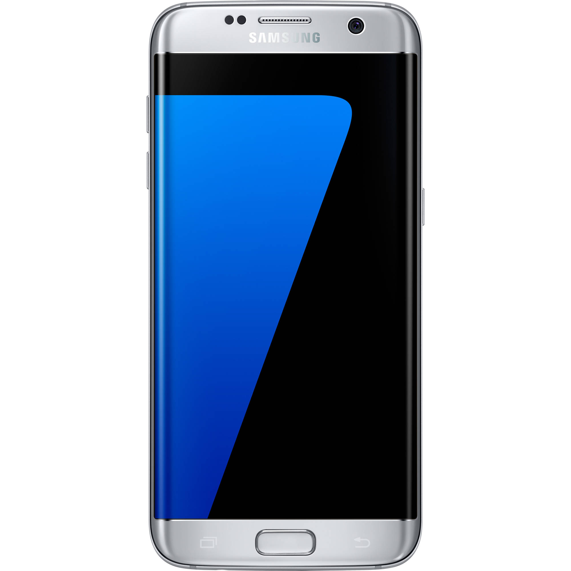 Samsung Galaxy S7 Edge SM-G935A 32GB Silver (Verizon) Unlocked Cracked ...