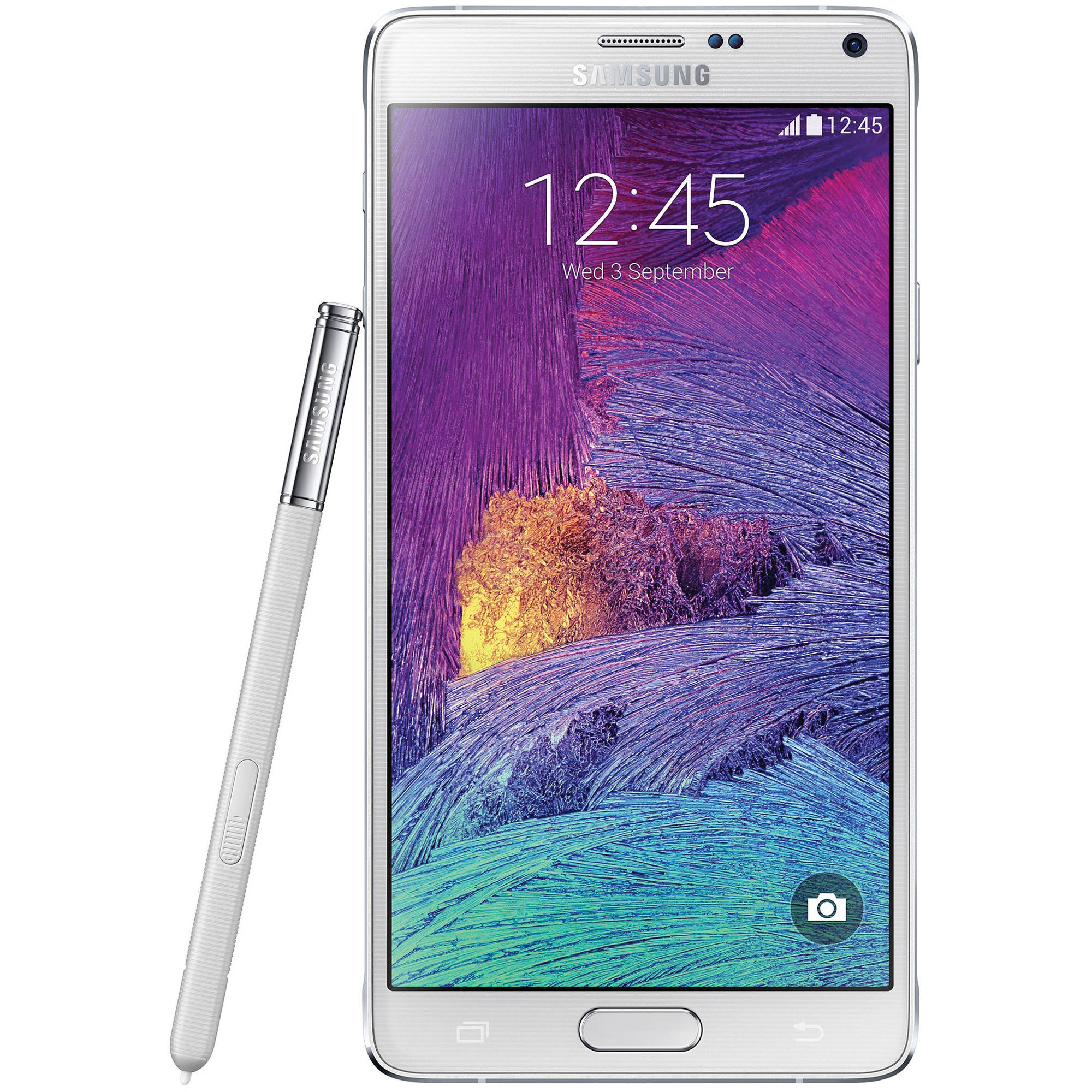 Samsung Galaxy Note 4 SM-N910H 32GB Smartphone (Region Specific Unlocked, Frosted White)