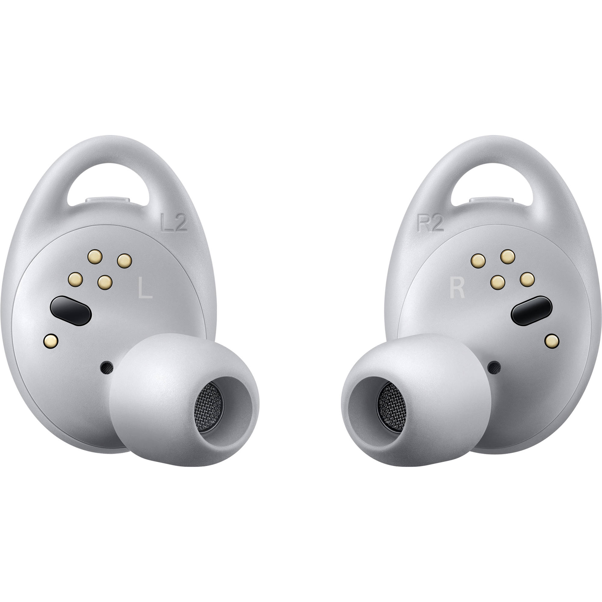 000b33dac4b Samsung Gear IconX Wireless Earbuds SM-R140NZWAXAR B&H Photo