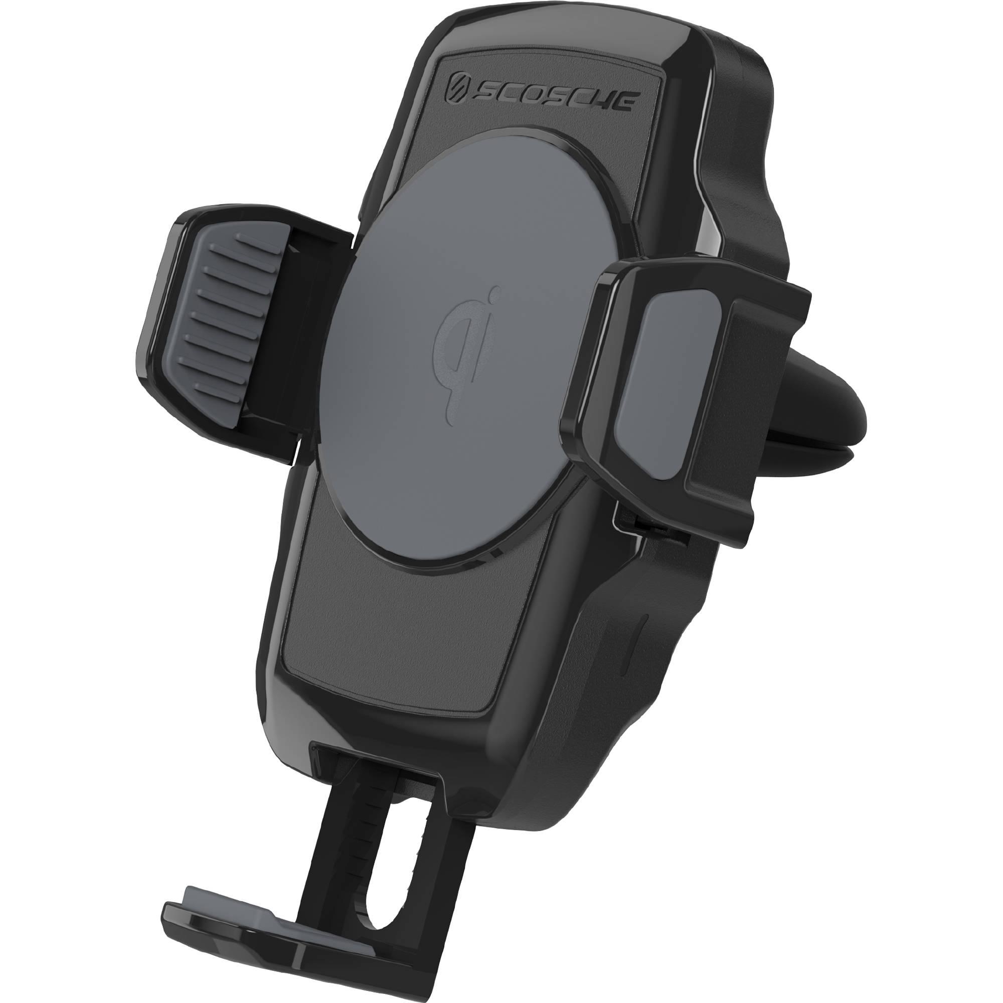 Scosche MagicMount VentMount Qi Wireless Charging Car VQ2M-ST1