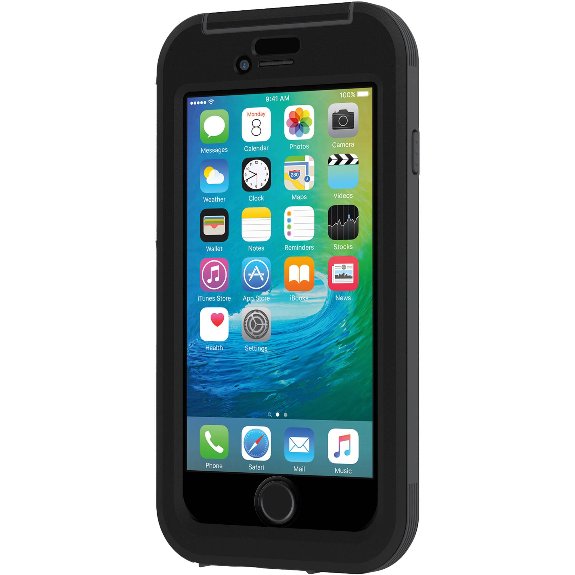 seidio obex case for iphone 6 6s black cswiph6 bk b h photo. Black Bedroom Furniture Sets. Home Design Ideas
