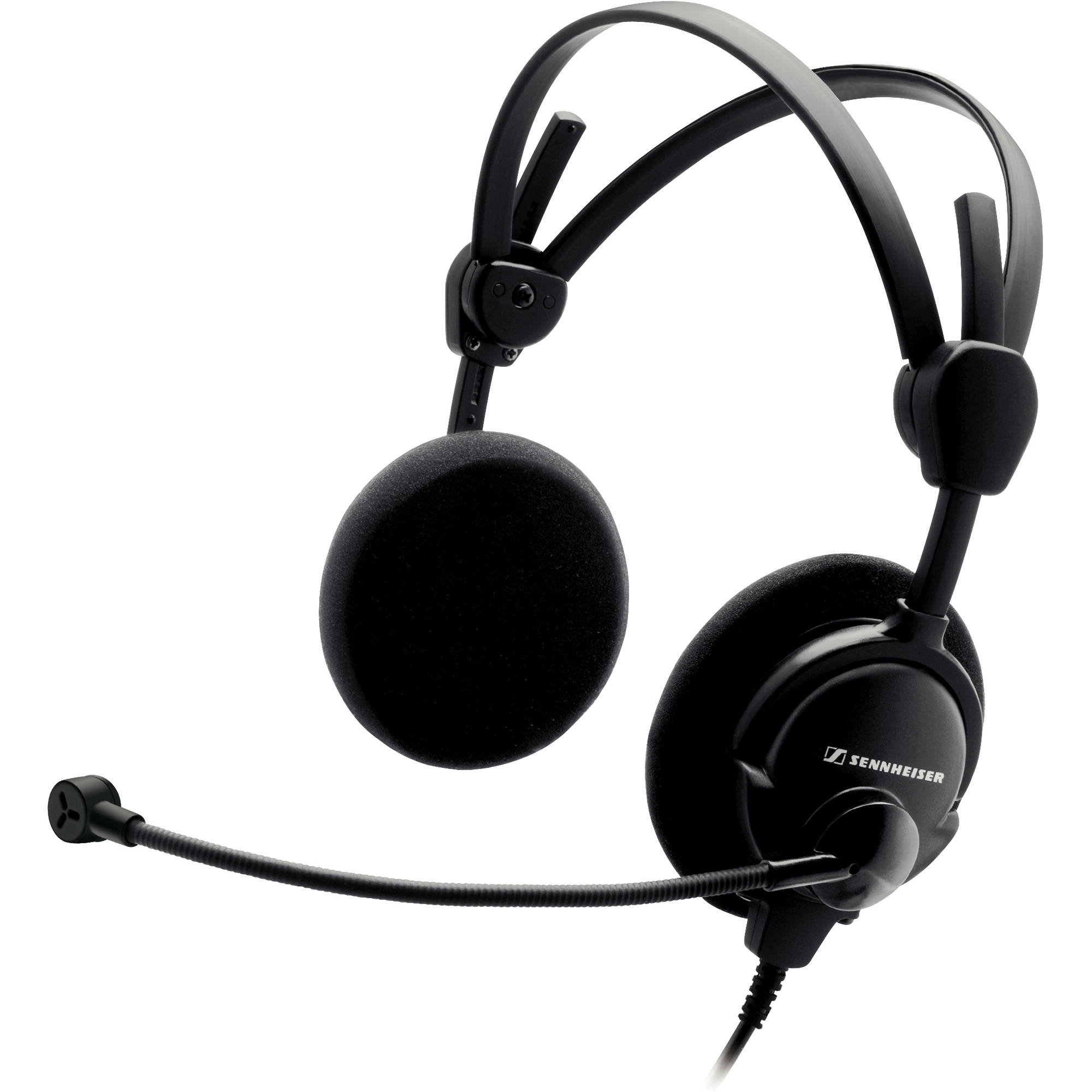 sennheiser headset with condenser microphone hme 46 dcn. Black Bedroom Furniture Sets. Home Design Ideas