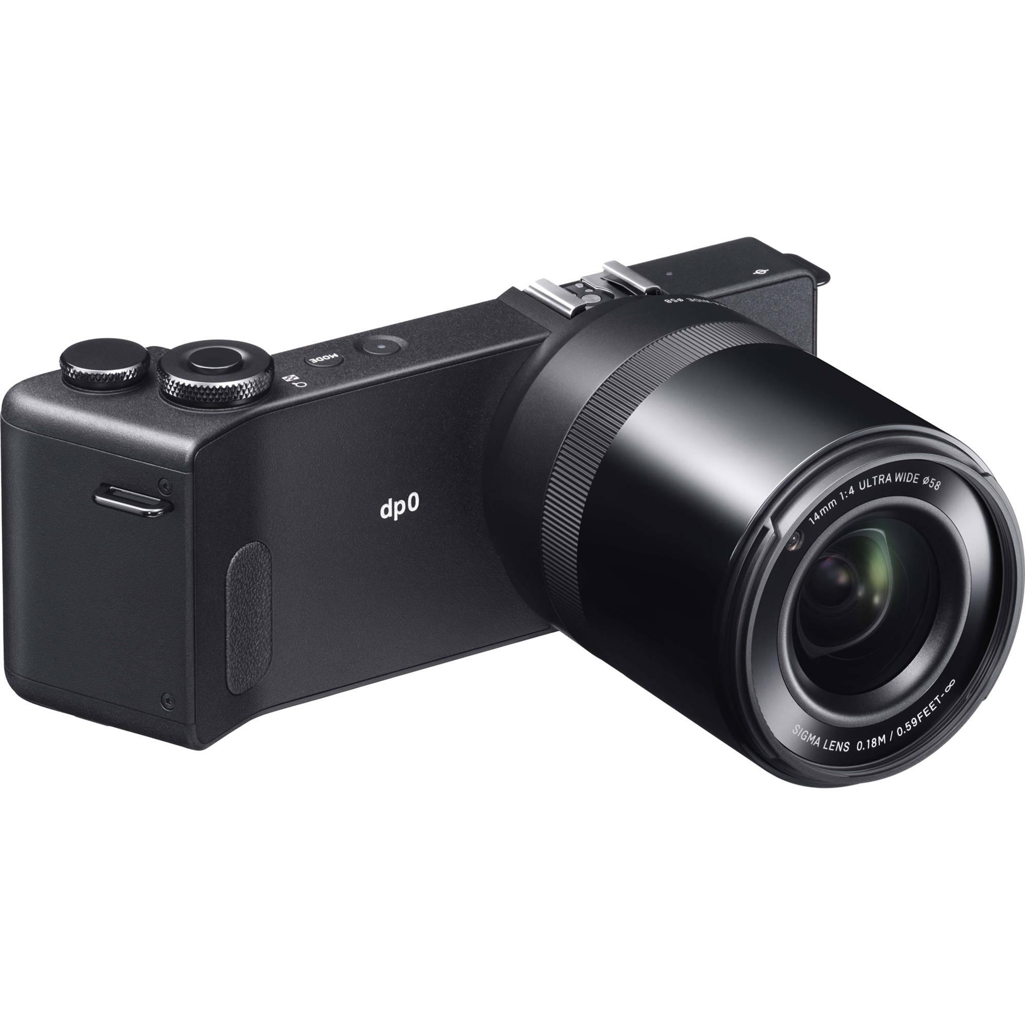SIGMA dp0 Quattro Camera Drivers for Windows 10