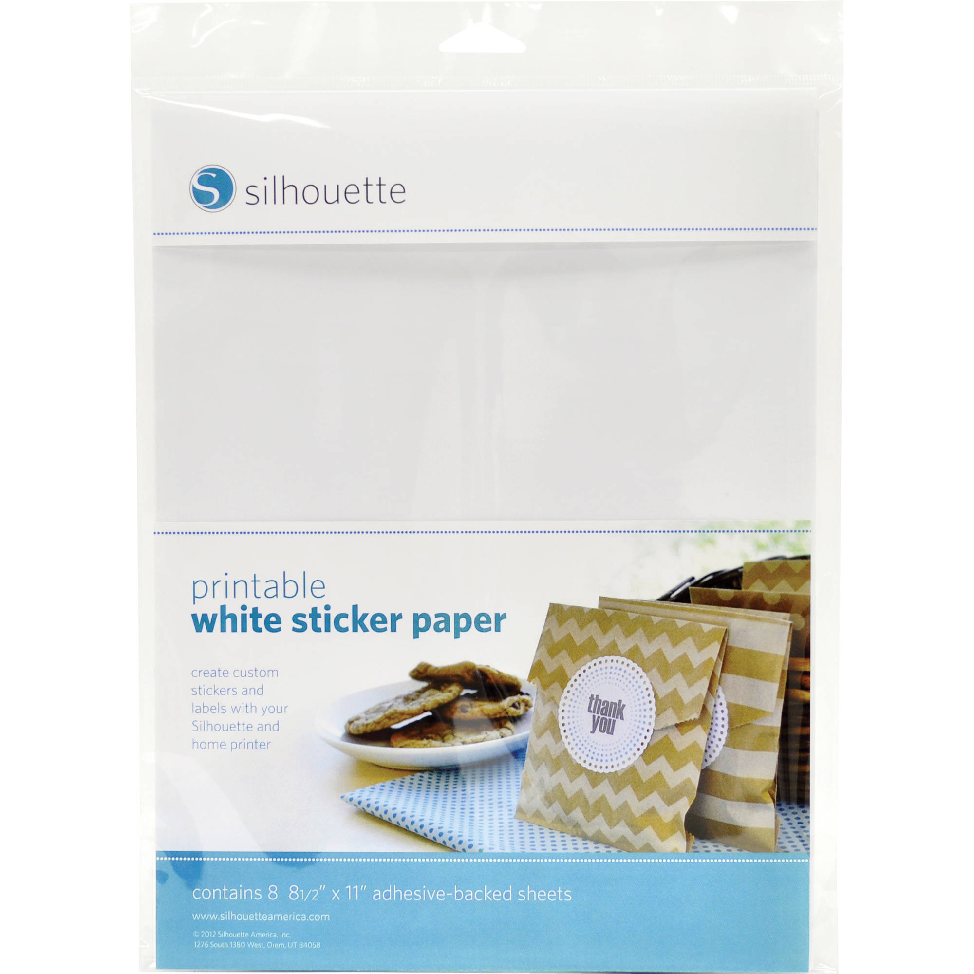 Versatile image pertaining to sticker printable paper