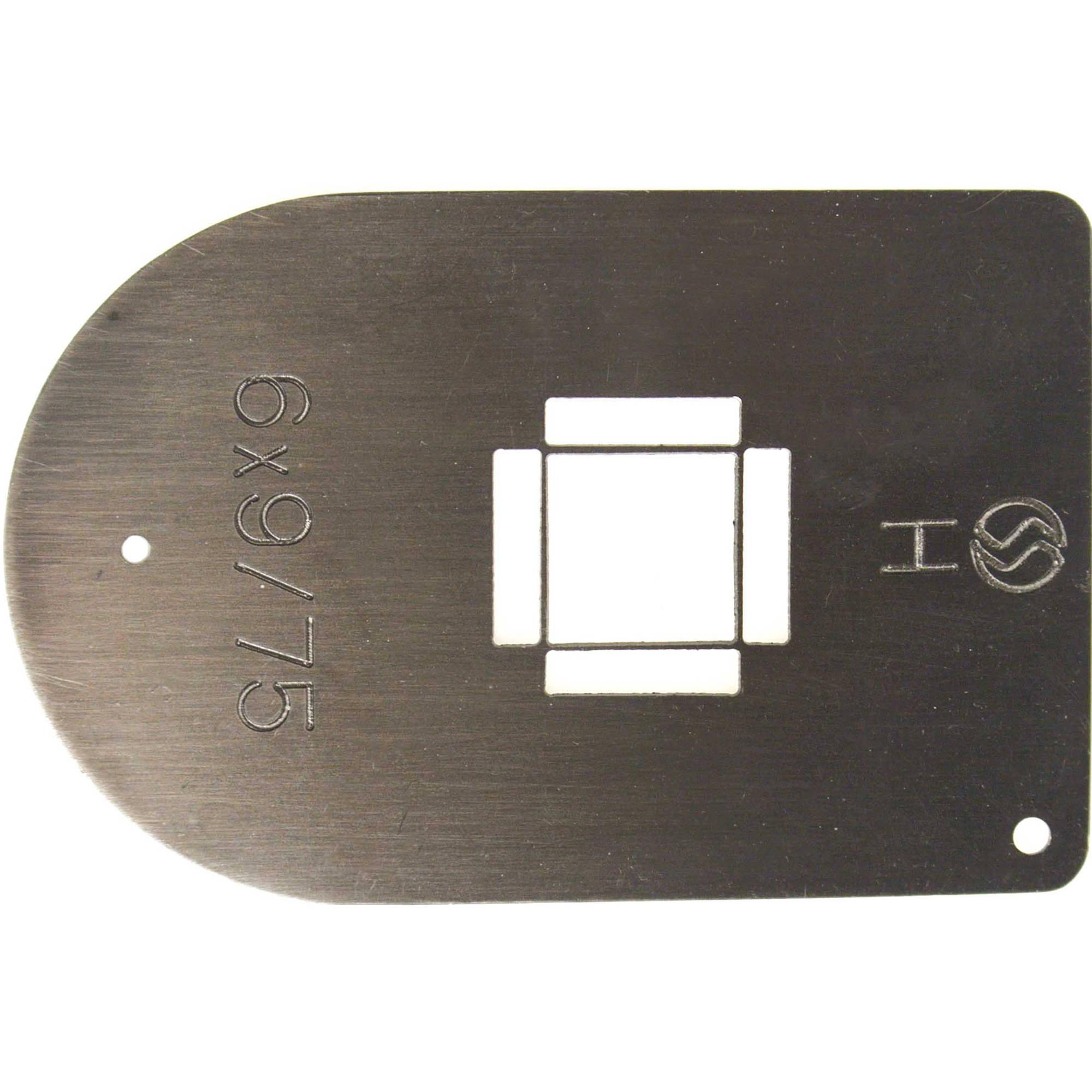 Silvestri 6 X 9 Viewfinder Frame For Silvestri H 1031 Bh