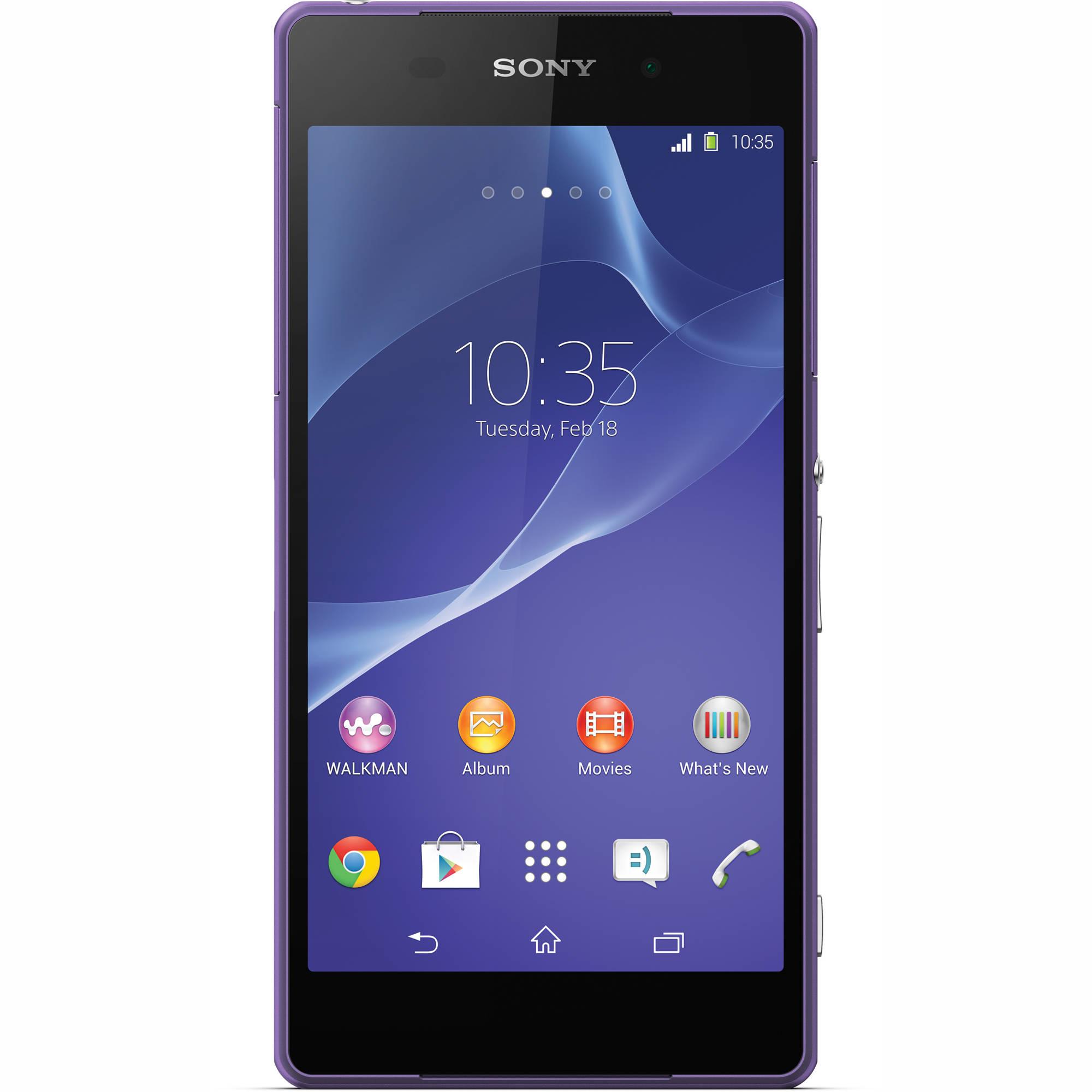 Sony xperia z2 d6503 violet - 7c5d