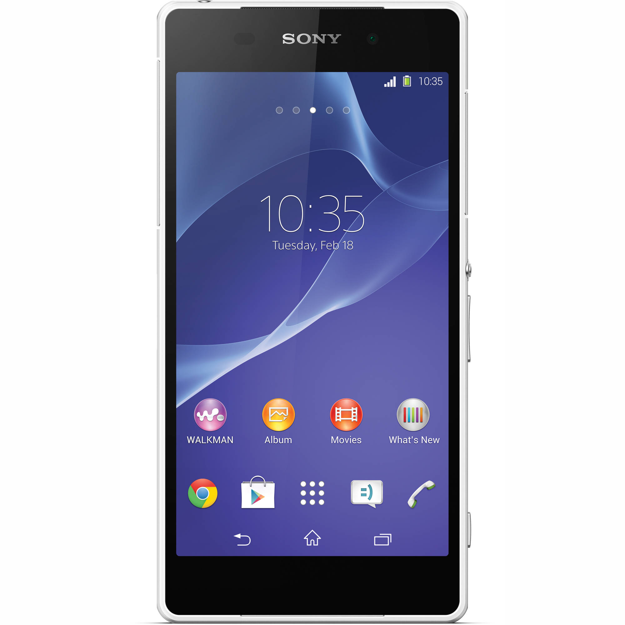 Used Sony Xperia Z2 D6503 16GB Smartphone 1281 9164 B&H