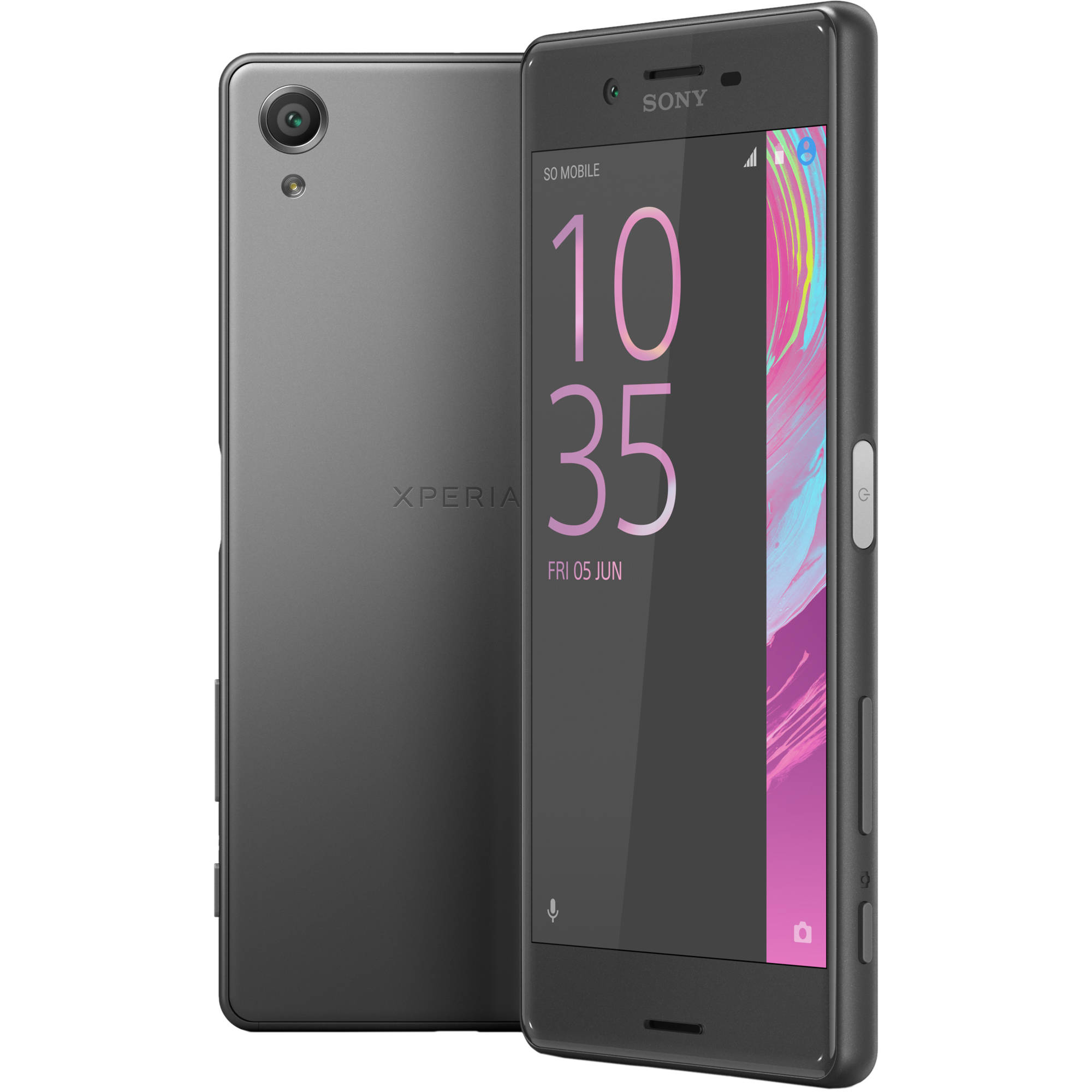 Modernistyczne Sony Xperia X F5121 32GB Smartphone 1302-5762 B&H Photo Video OC94