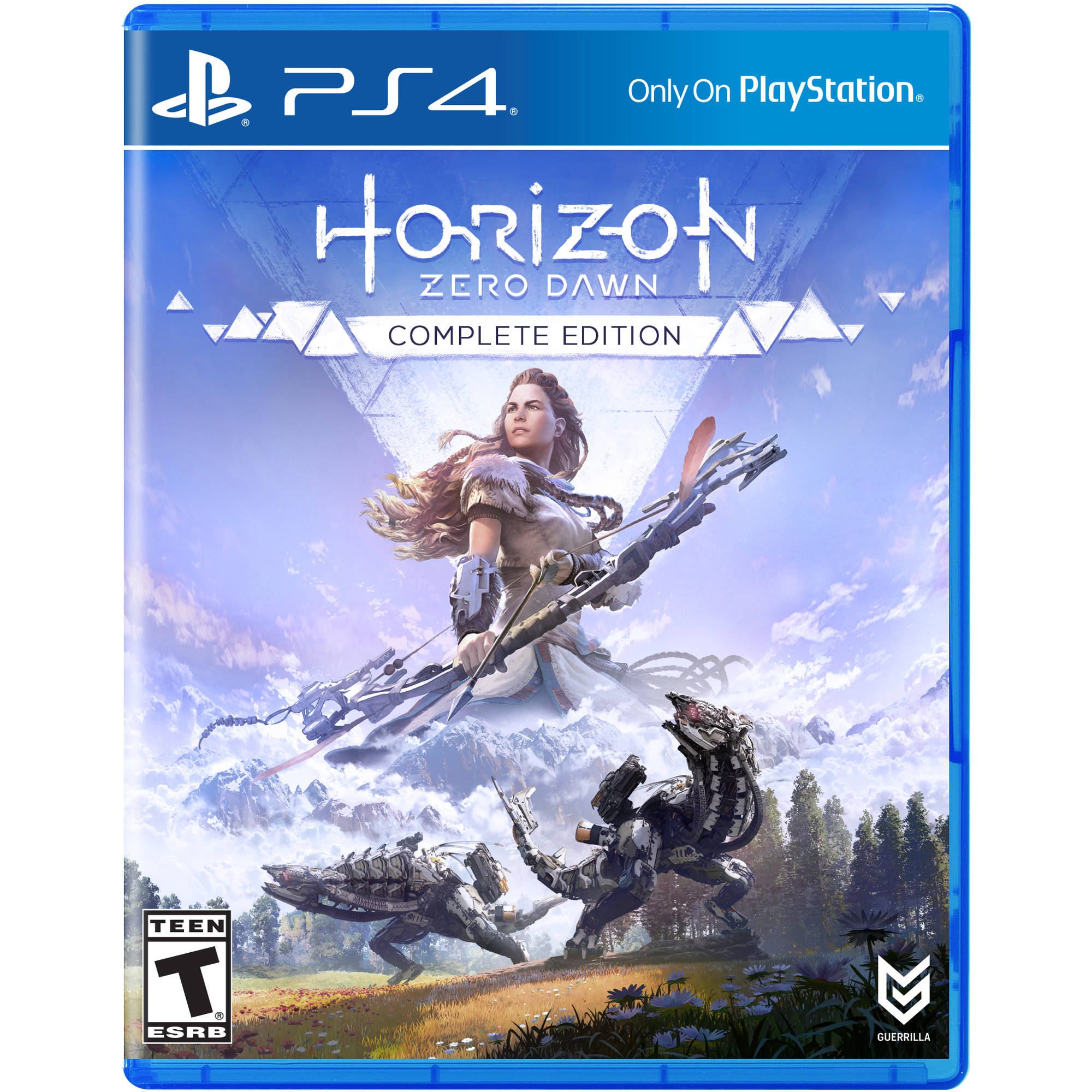 sony horizon zero dawn complete edition ps4 3002712 b h photo