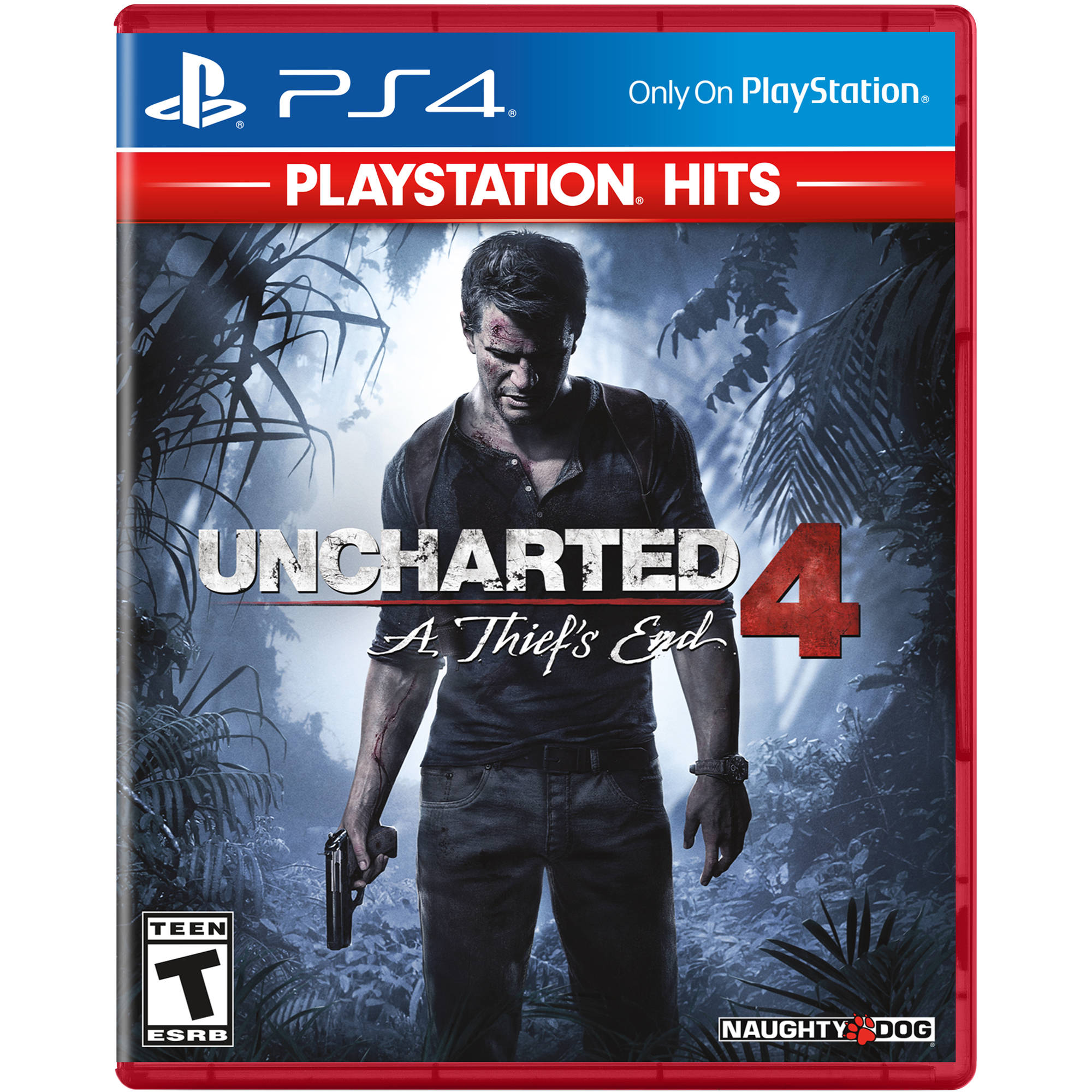 Sony PlayStation Hits: Uncharted 4: A Thief's End (PS4)
