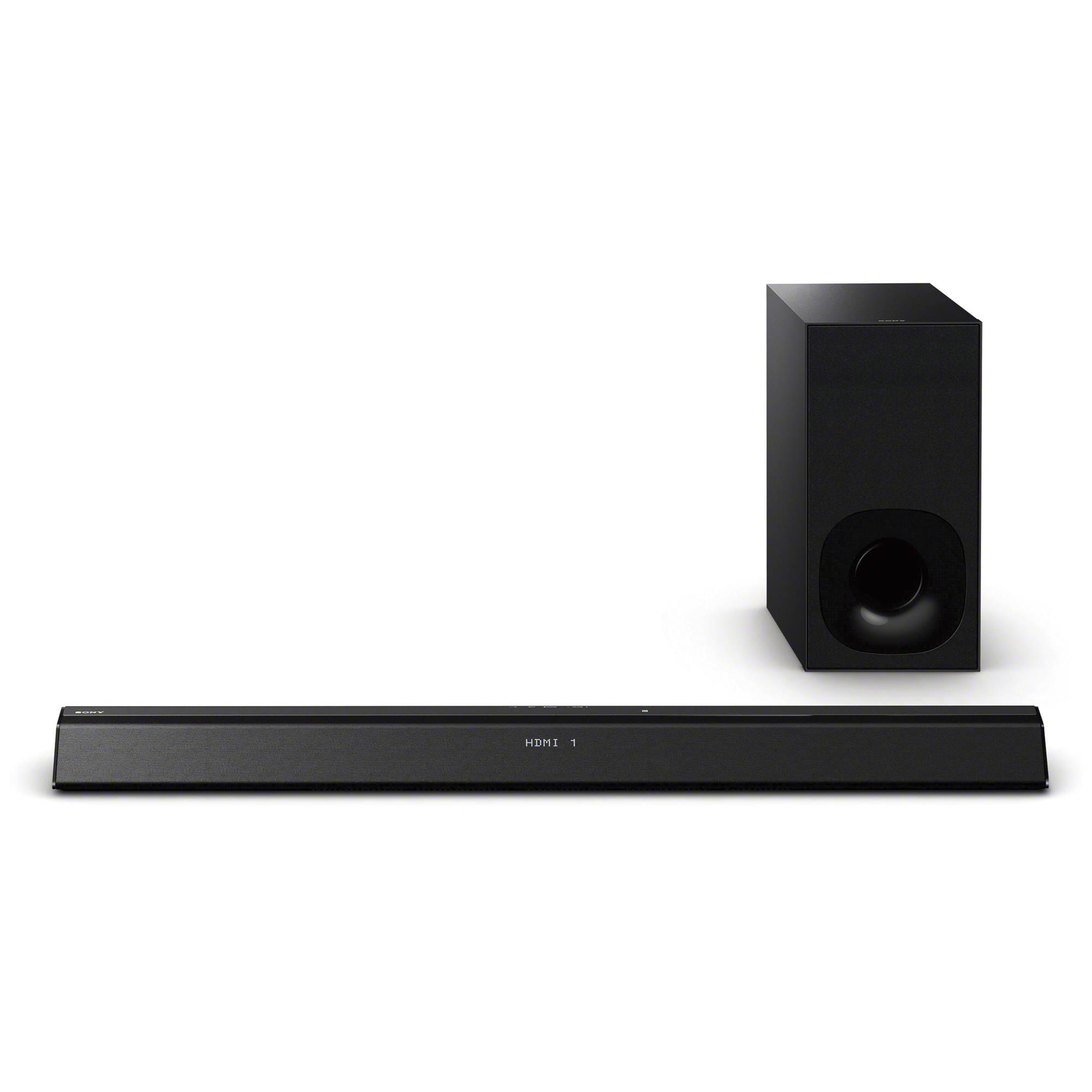 Sony Ht Ct380 300w 2 1 Channel Soundbar With Wireless Subwoofer