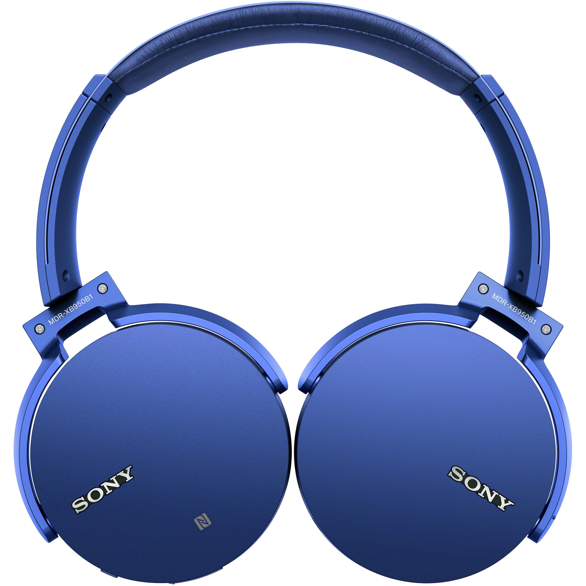 Sony XB950B1 EXTRA BASS Bluetooth Headphones (Blue) MDRXB950B1/L