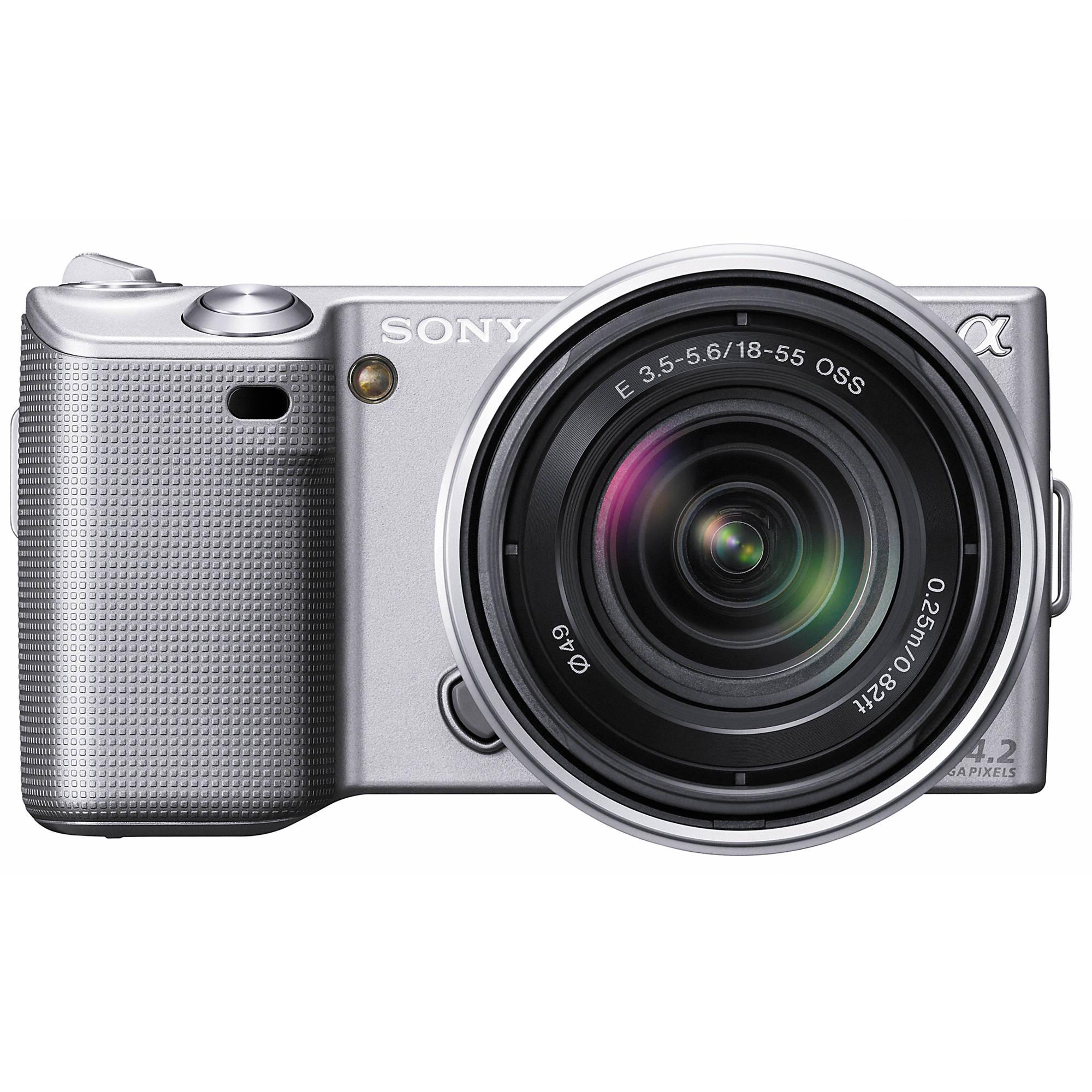 used sony alpha nex 5 interchangeable lens digital nex5k s b h rh bhphotovideo com sony nex 5 manual pdf sony nex 5 manual