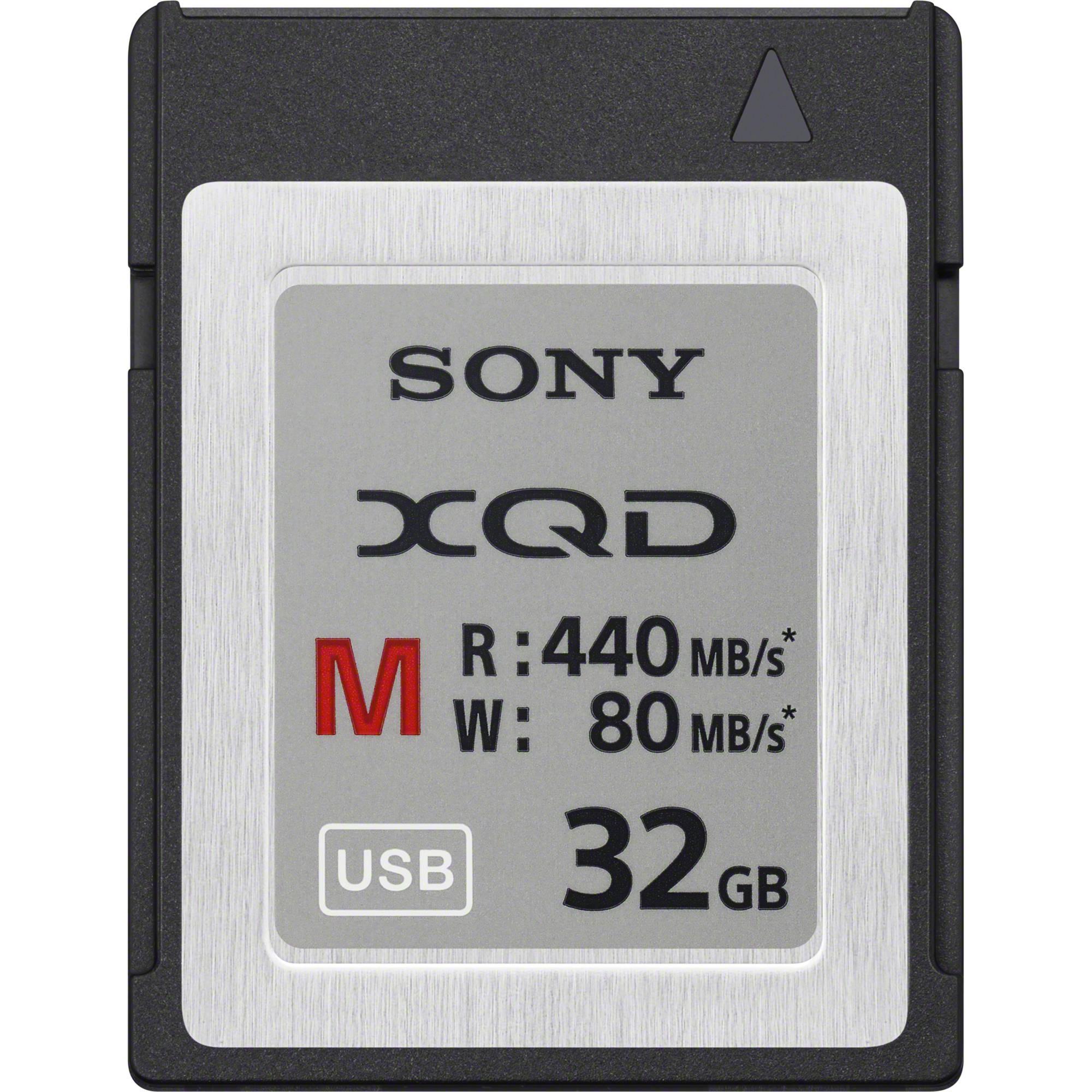 32 gig memory - Sony 32gb M Series Xqd Memory Card