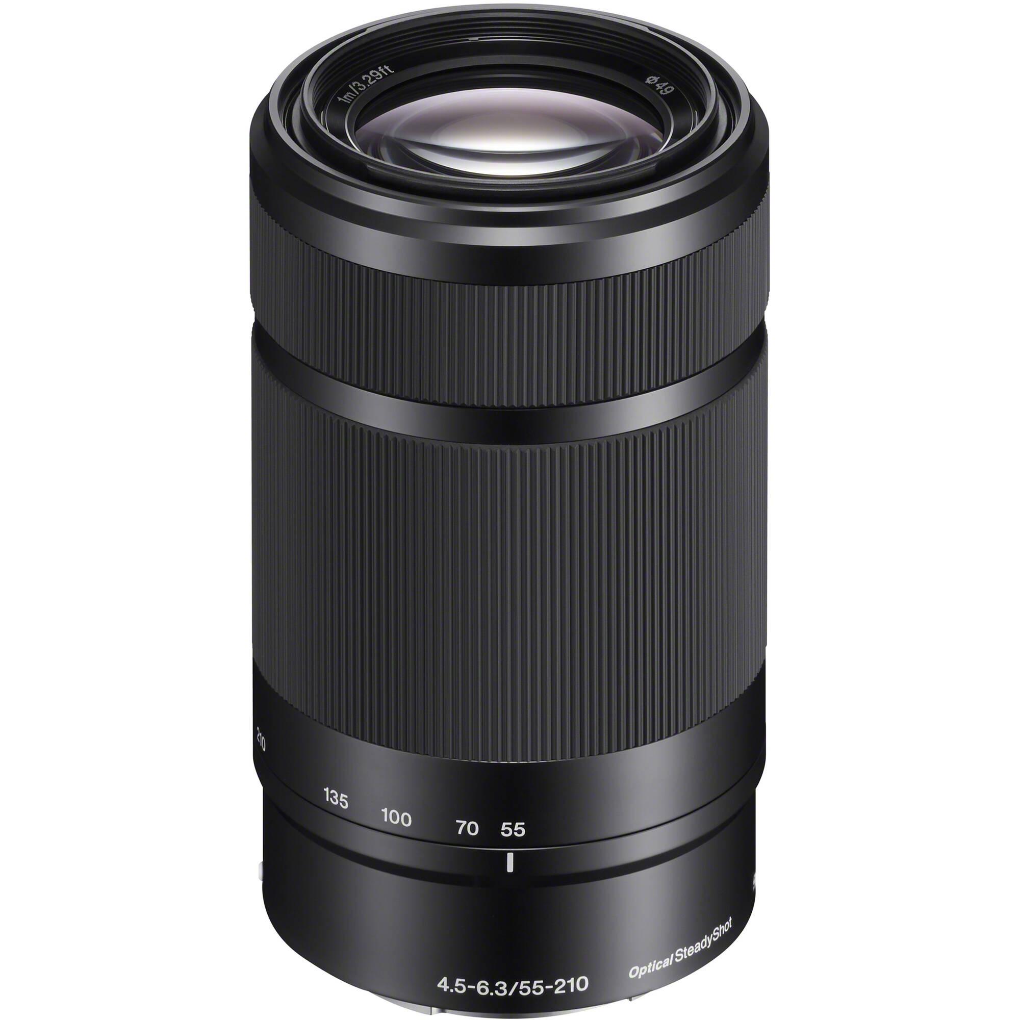 Sony SEL55210 Lens Treiber Windows 7