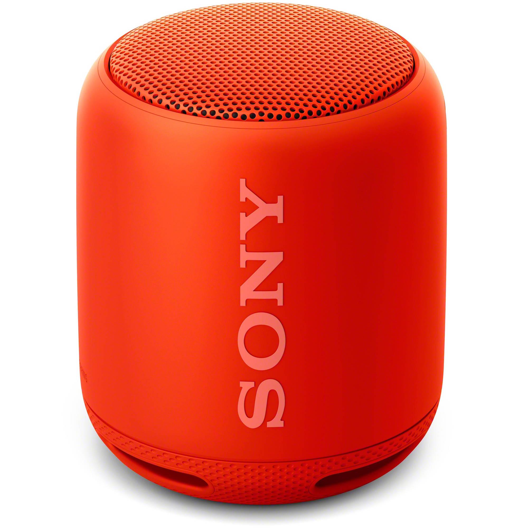 Sony SRS-XB9 Bluetooth Speaker (Red)