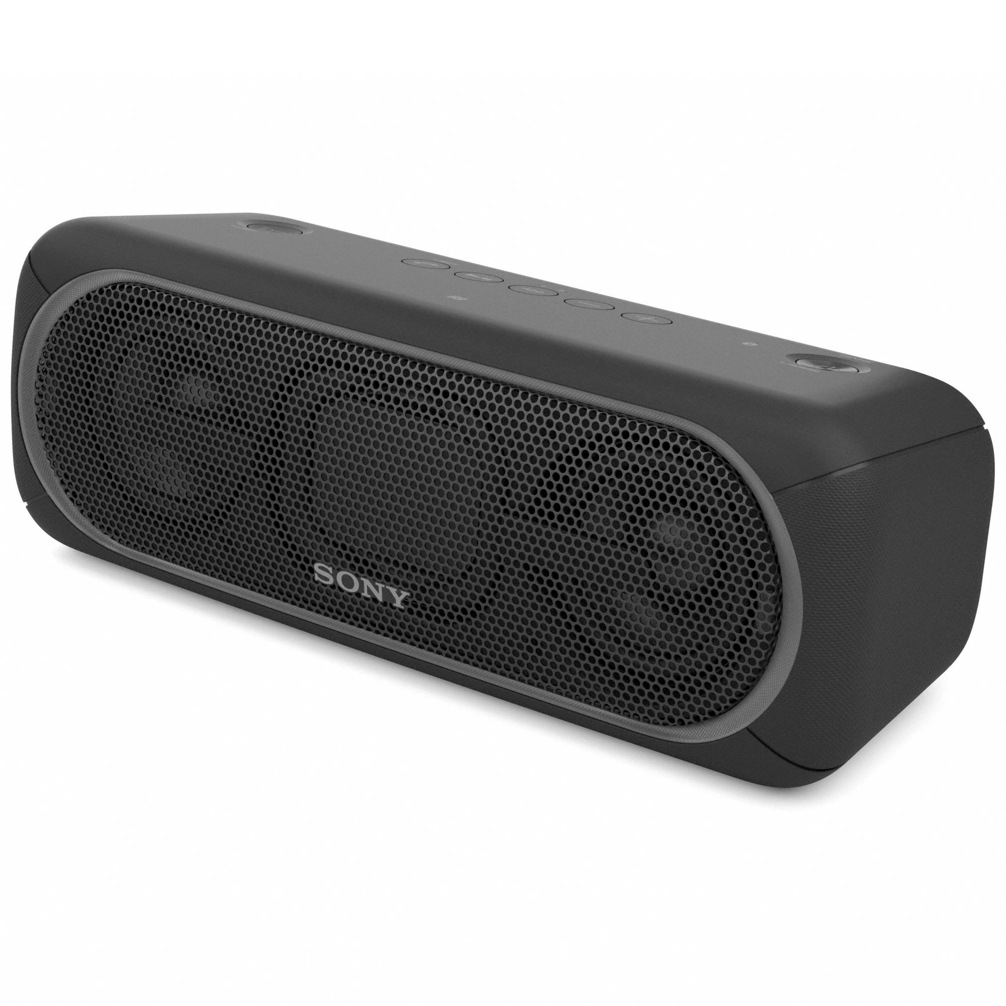 Sony SRS XB40 Bluetooth Speaker Black SRSXB40 BLK BampH