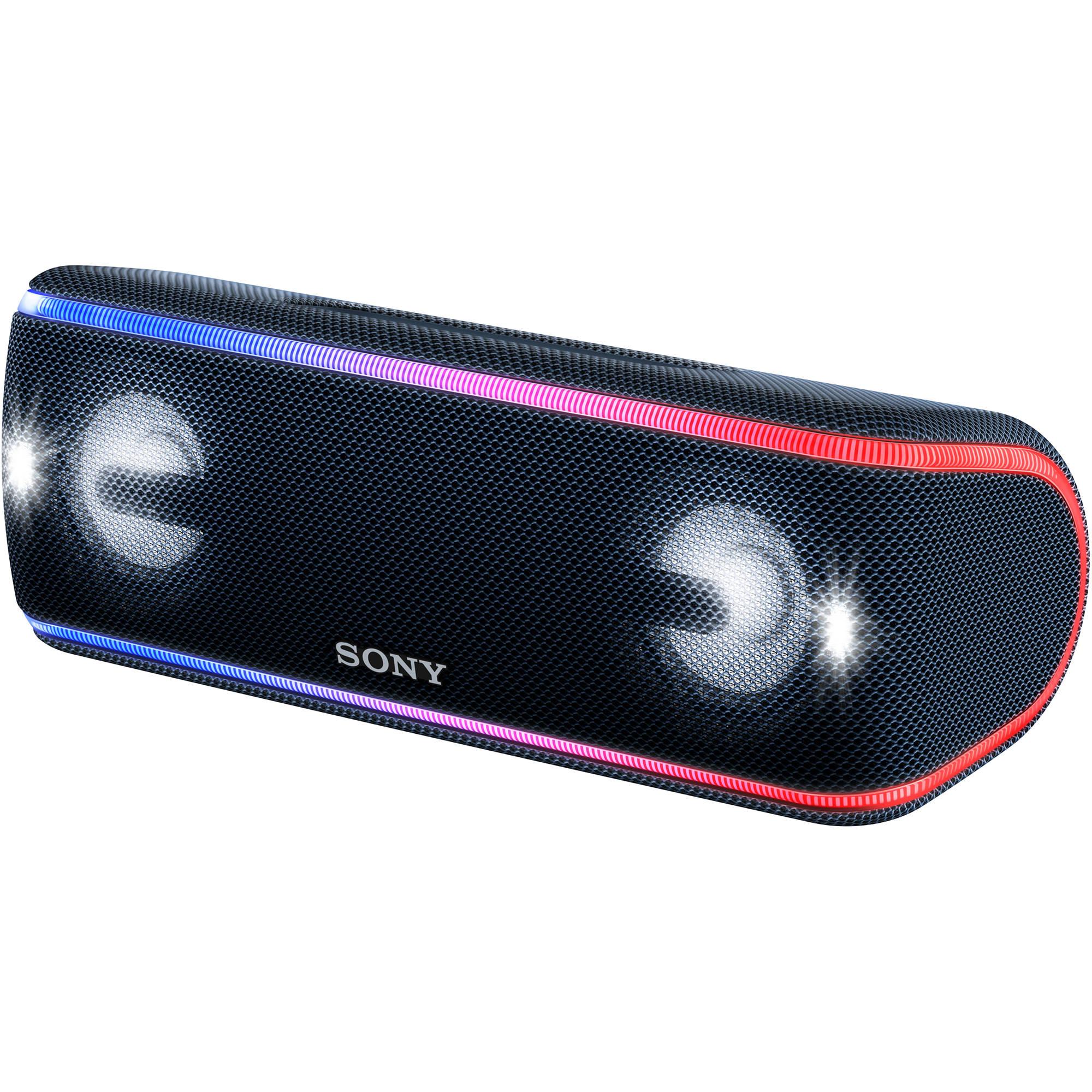 SonySrsXb41PortableWirelessBluetoothSpeakerSrsxb41