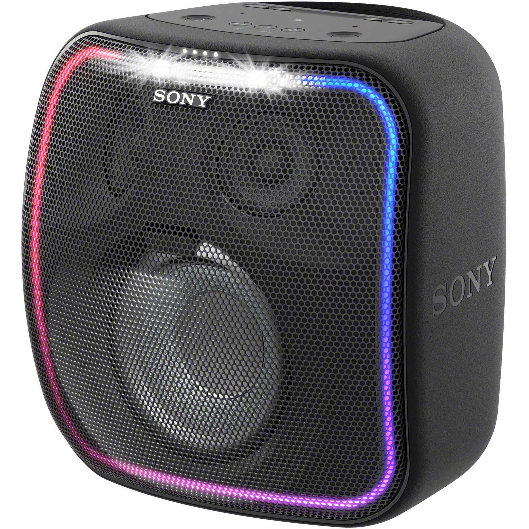 Sony XB501G Wireless Bluetooth Party Speaker SRSXB501G/B B&H