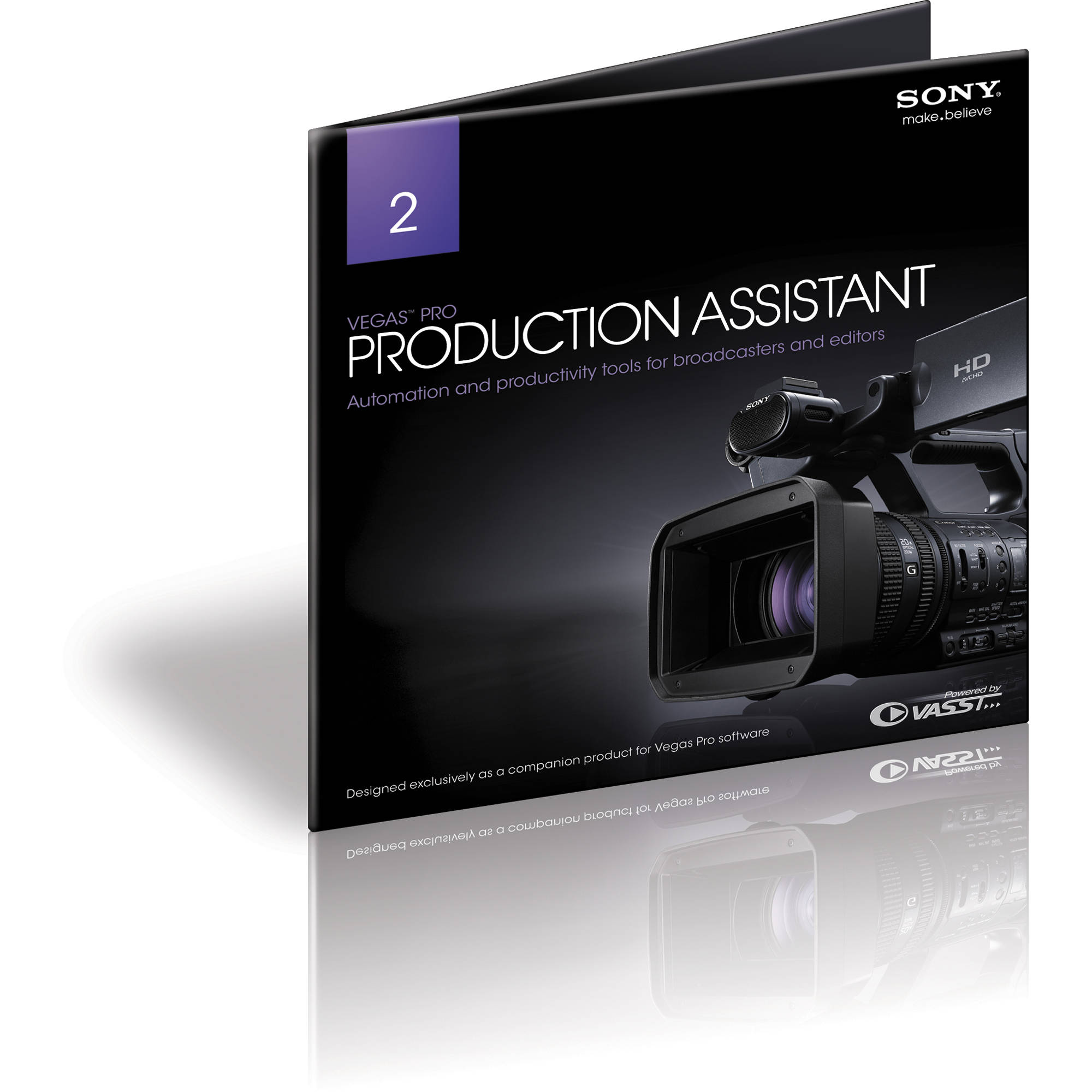 Sony Vegas Pro Production Assistant 2 Download Svpa2099esd