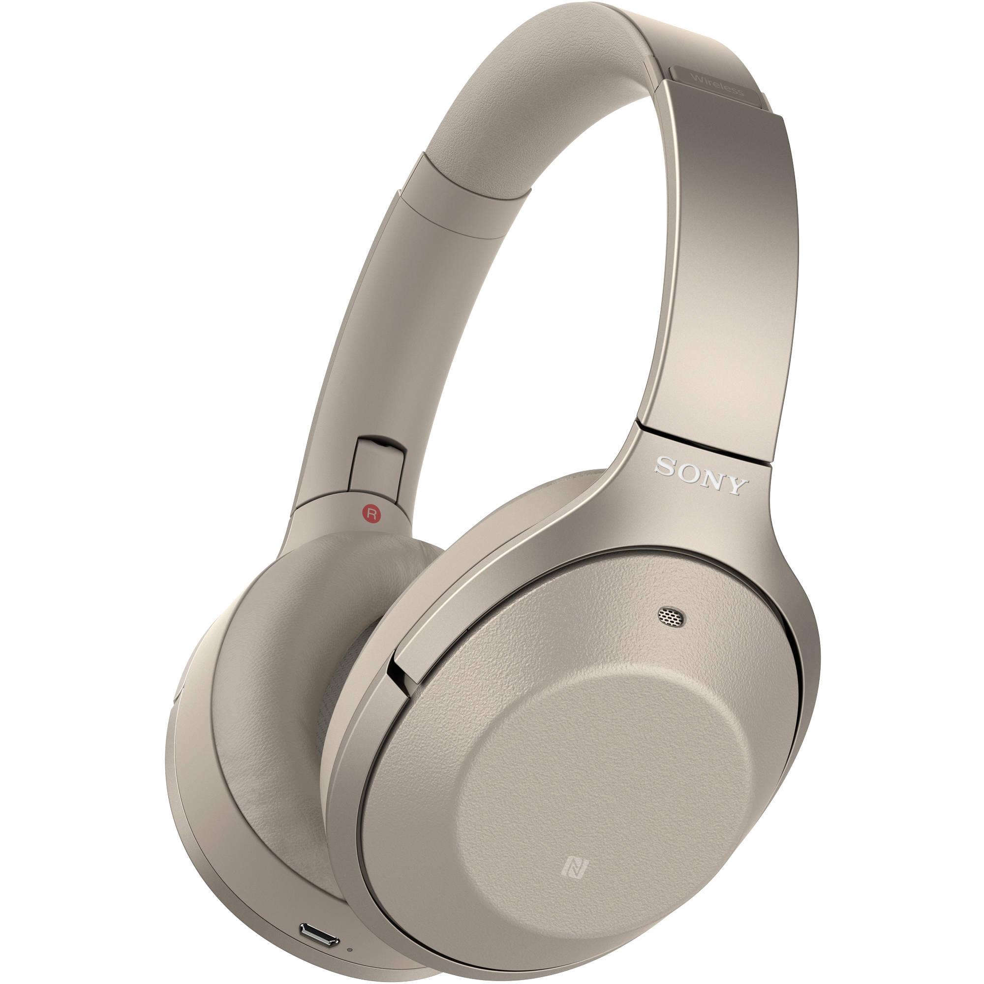 Sony wireless noise cancelling headphones - sony wireless headphones wh1000xm2