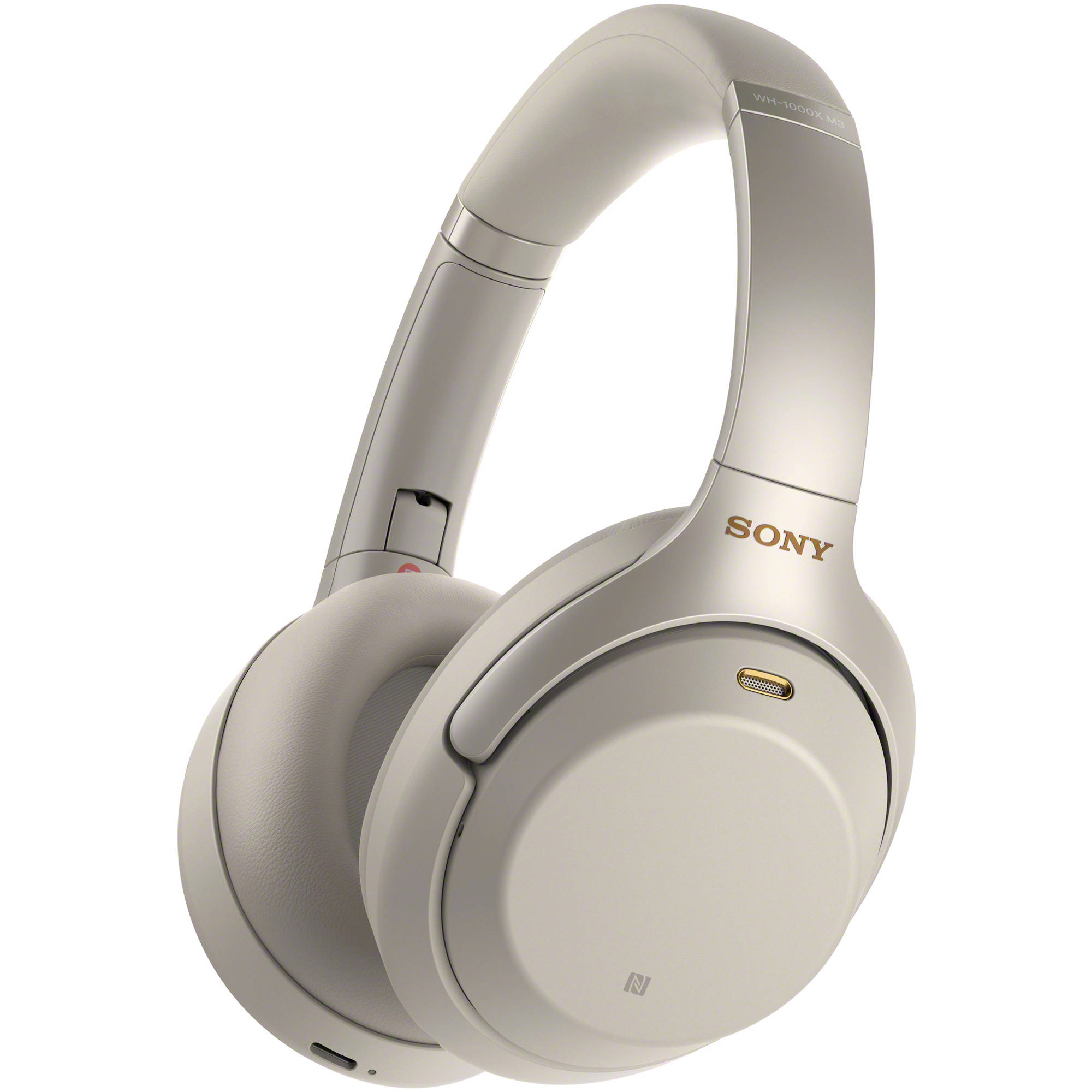 9a75dd7a0d1 Sony WH-1000XM3 Wireless Noise-Canceling Over-Ear WH1000XM3/S