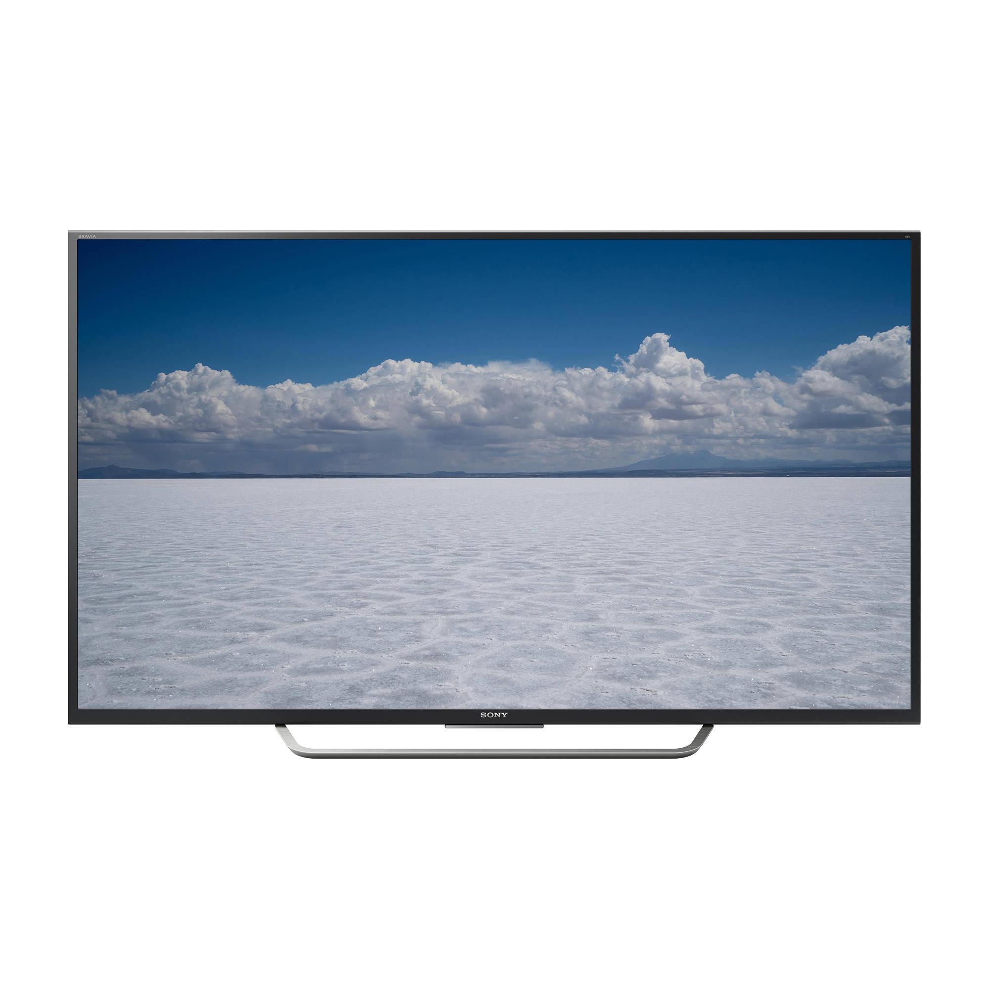 sony xbr x750d series 65 class 4k smart led tv xbr 65x750d. Black Bedroom Furniture Sets. Home Design Ideas