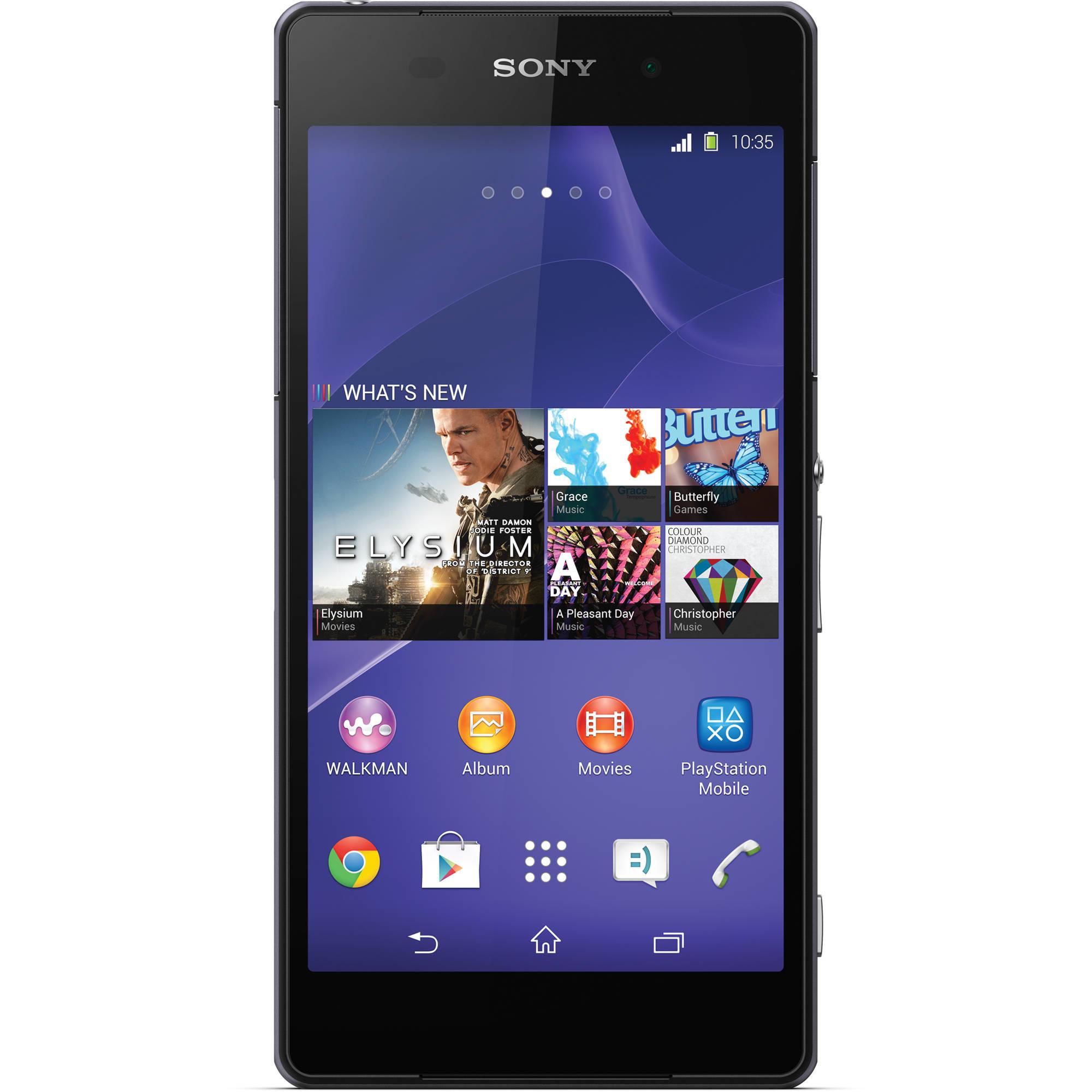 Sony Xperia Z2 D6503 16GB Smartphone (Unlocked, Black ...