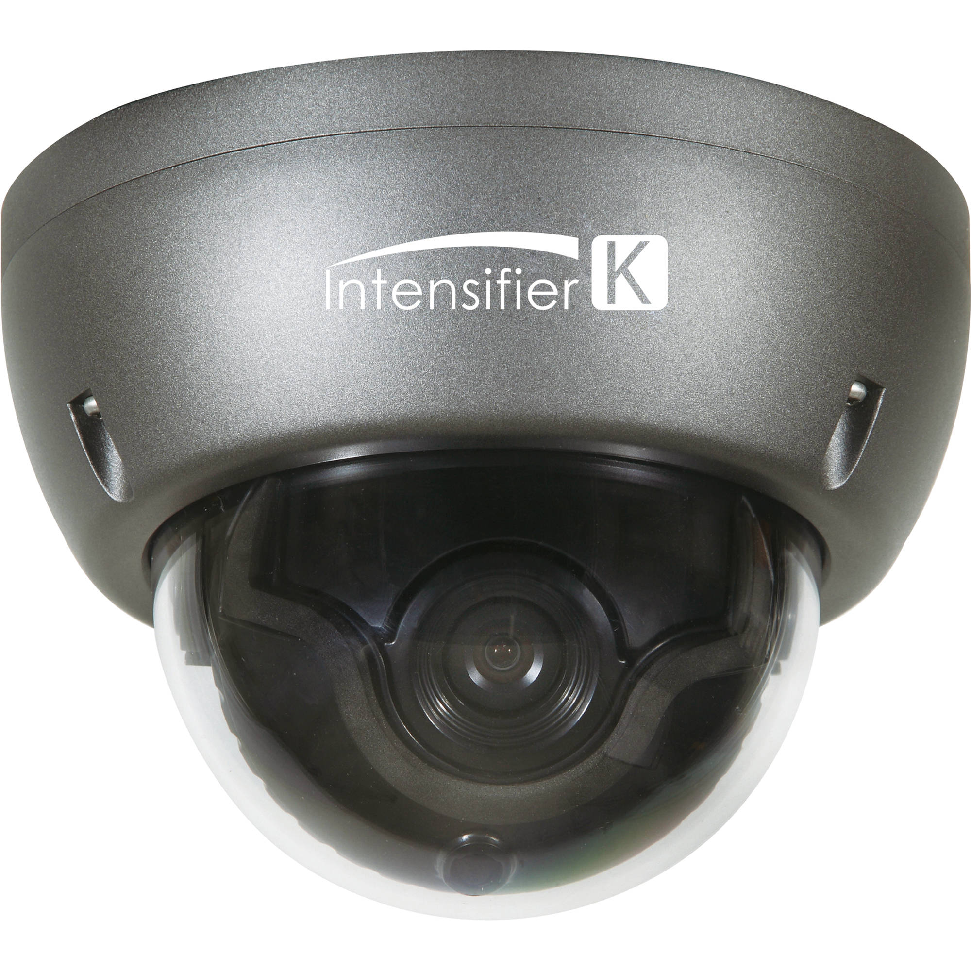 Speco Technologies Intensifier K Series Indoor/Outdoor Dome Camera with 2.8- 12mm Lens and Heater