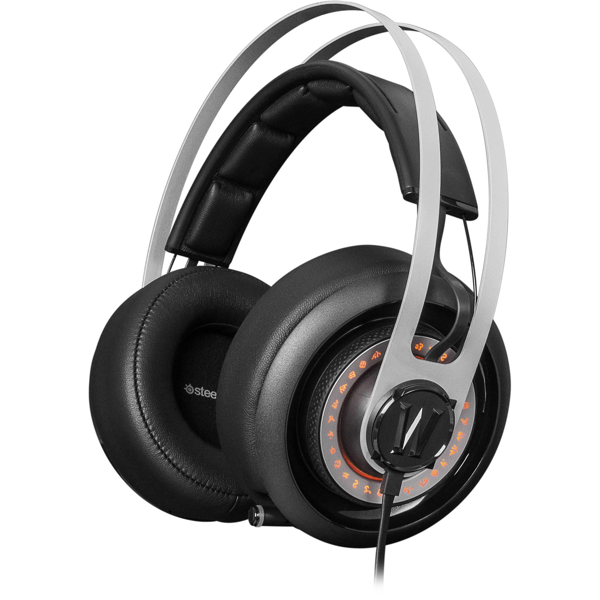 da634aab64e SteelSeries Siberia Elite World of Warcraft Gaming Headset 51154