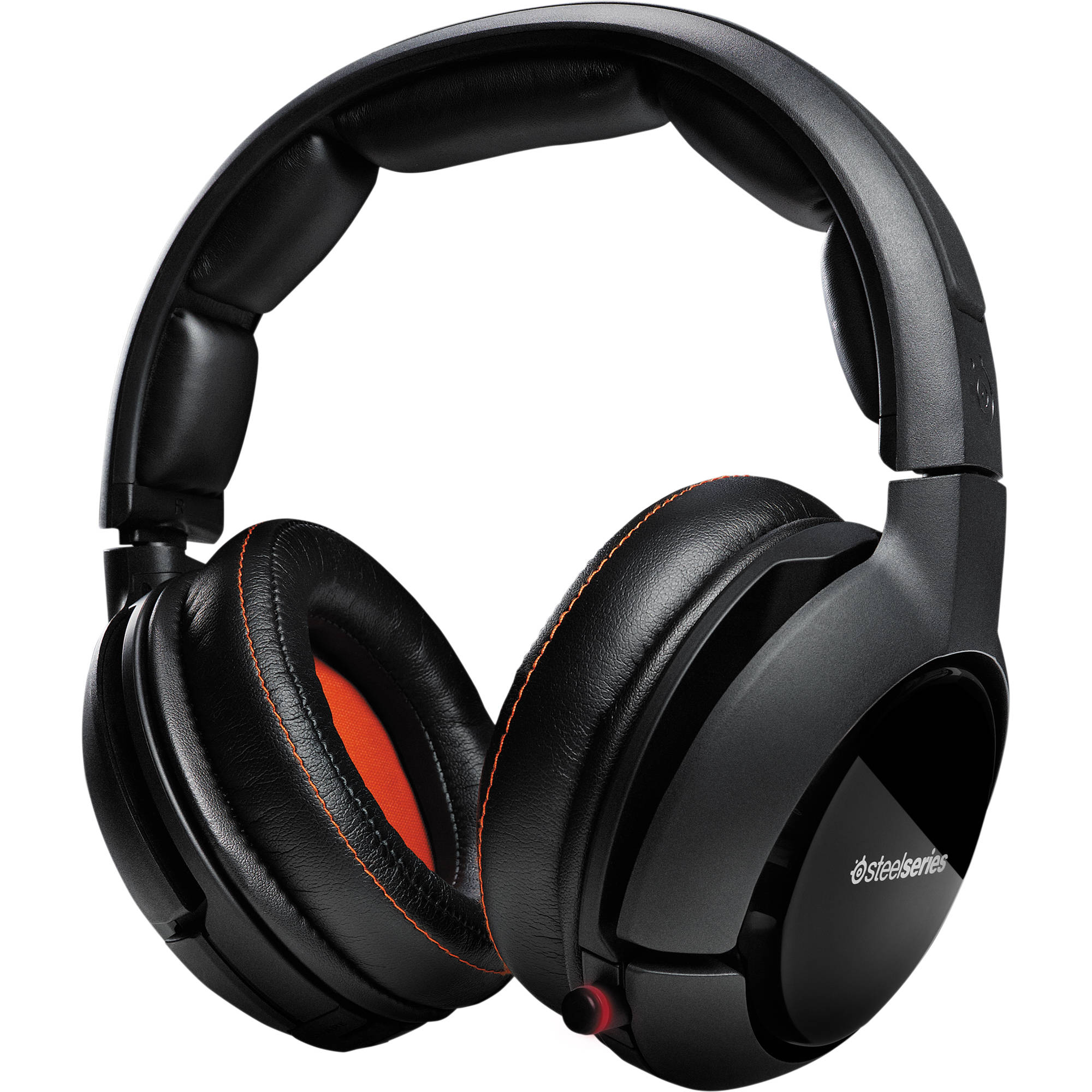 SteelSeries H Wireless Gaming Headset and Transmitter