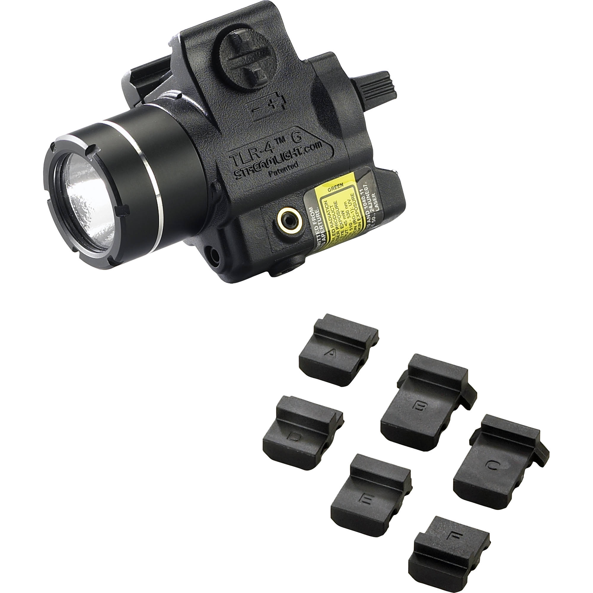 Streamlight Tlr 4 G Compact Rail Mounted Tactical Light 69245