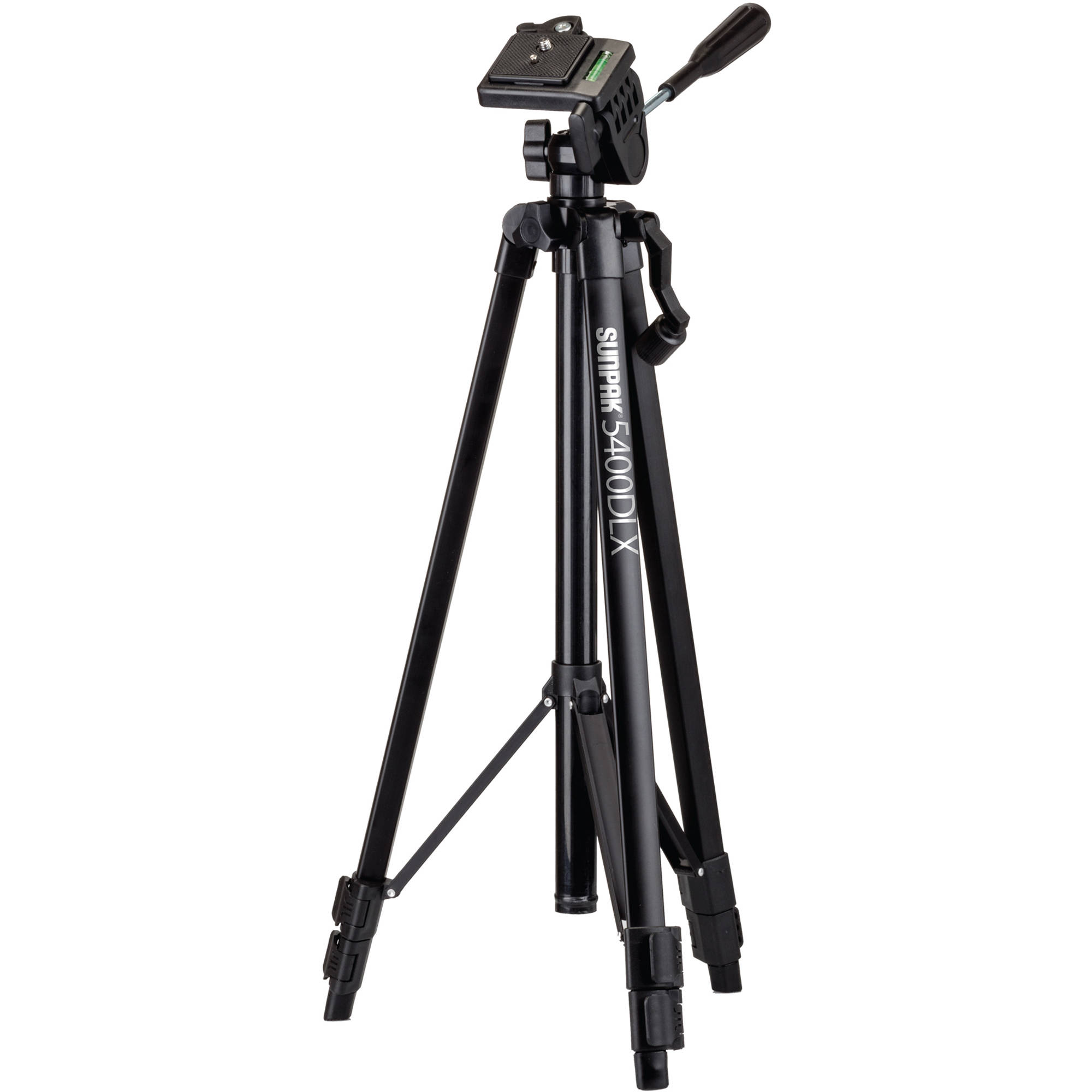 Photography Tripods Support Bh Photo Video Fotopro X Go Plus Sunpak 5400dlx Tripod With 3 Way Pan And Tilt Head Smartphone