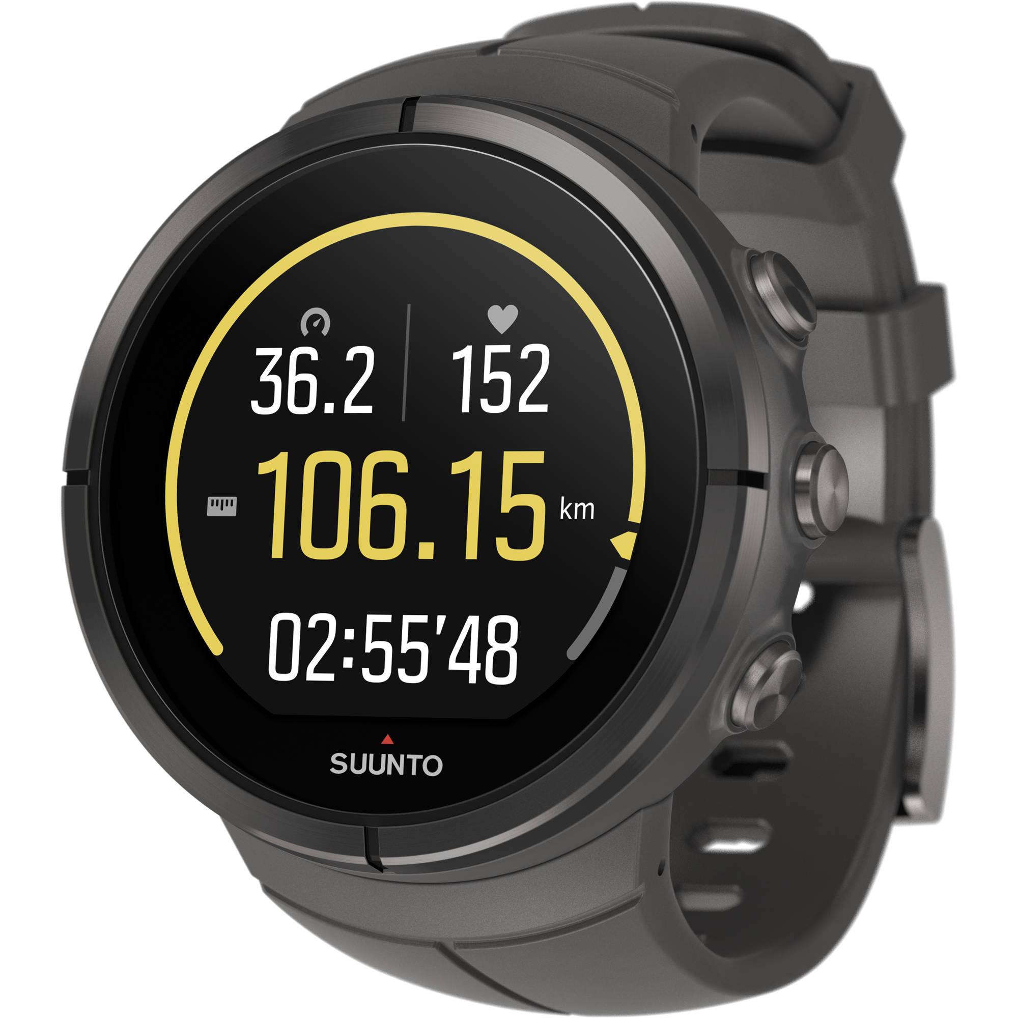 SUUNTO Spartan Ultra Titanium Sport Watch (Stealth ...