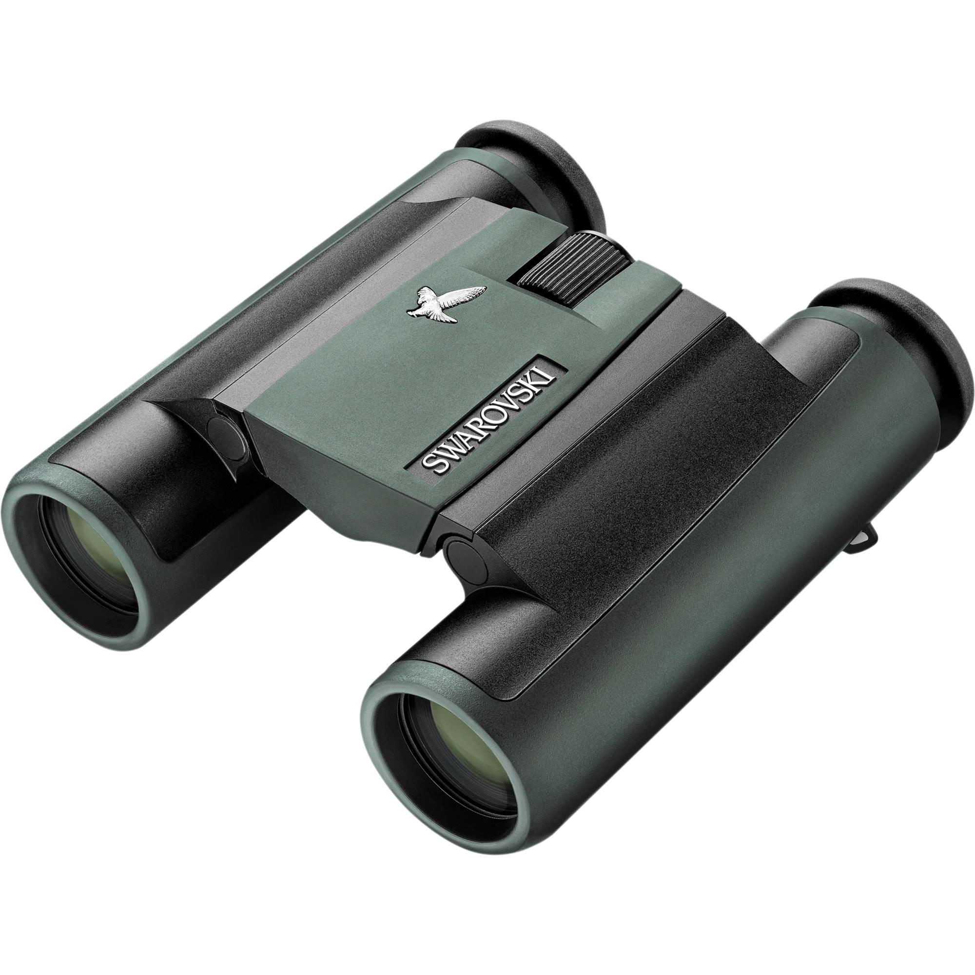 where are swarovski binoculars made