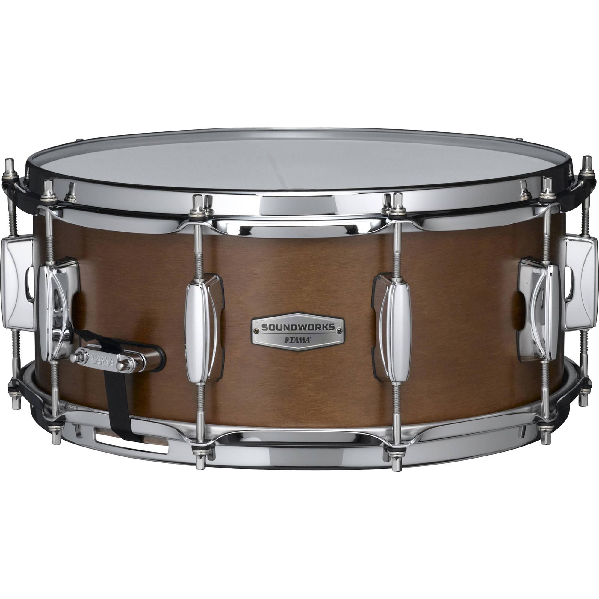 tama soundworks dkp146 kapur snare drum dkp146mrk b h photo. Black Bedroom Furniture Sets. Home Design Ideas
