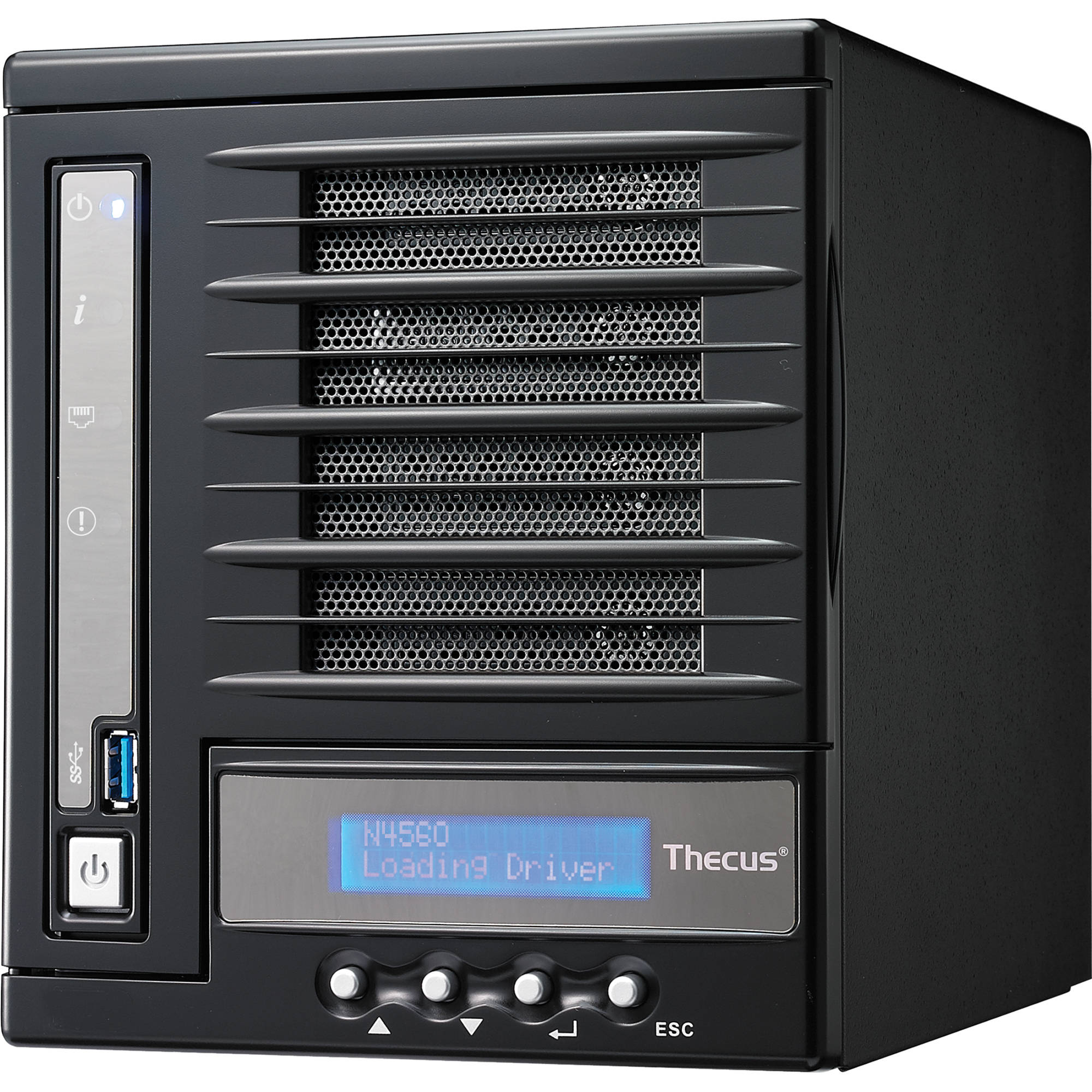 THECUS N4560 NAS SERVER DRIVERS