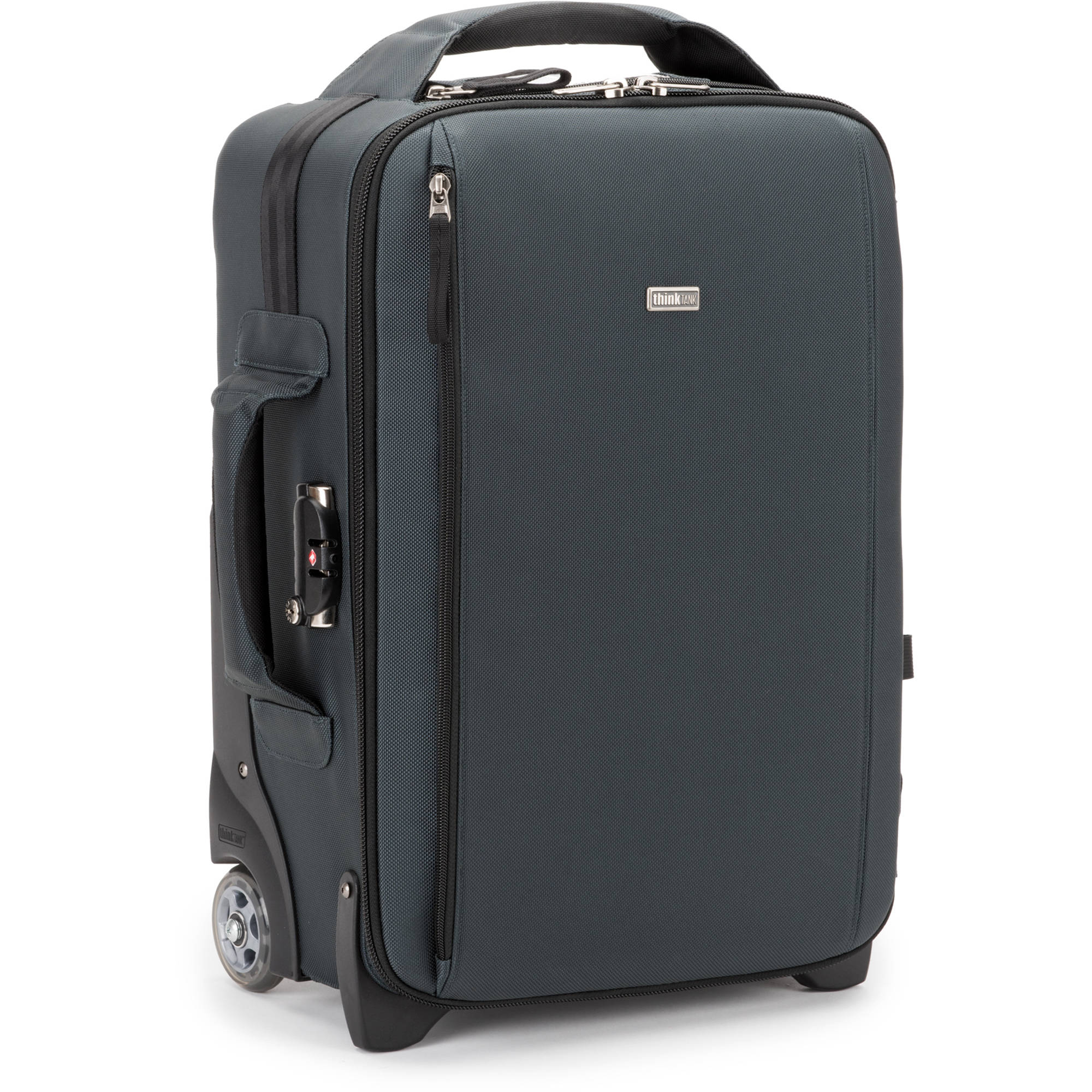 Think Tank Photo Video Transport 18 Carry-On Case (Gray) 730520 3a9b064047553