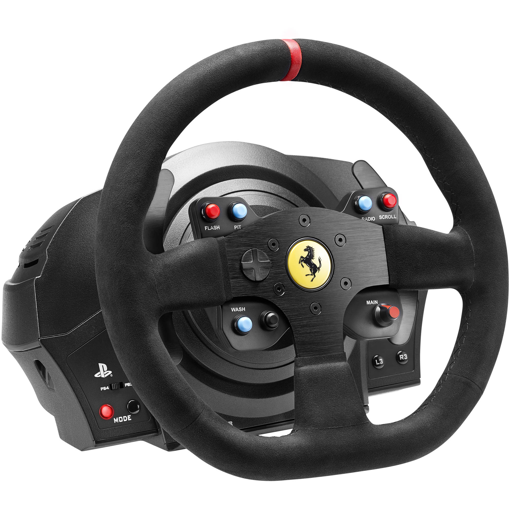 thrustmaster t300 ferrari integral racing wheel 4169082 b h